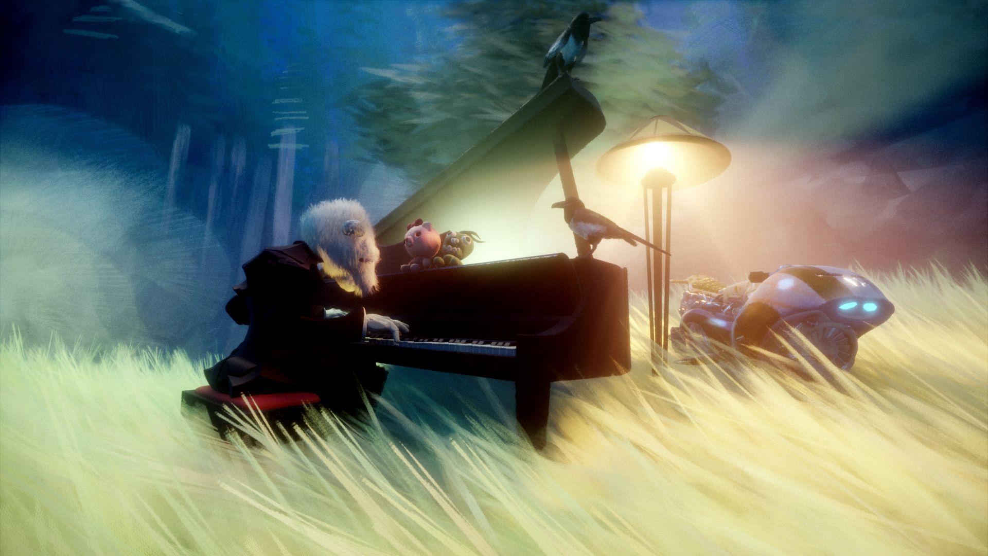 Galerie: Horizon, Uncharted 4, Last Guardian, Until Dawn 110307