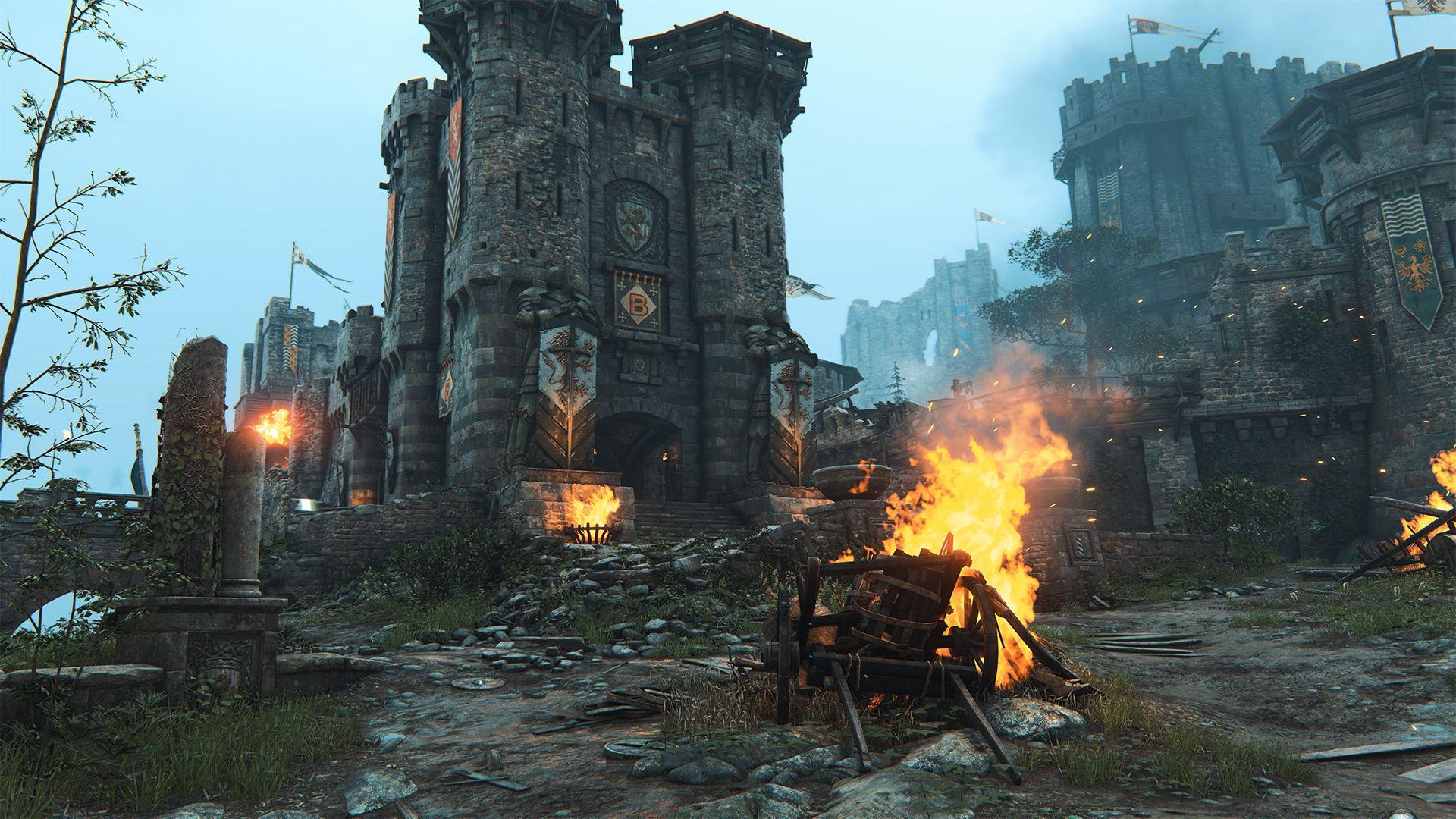 Ubisoft oznámil novou kompetitivní multiplayerovku For Honor 110344