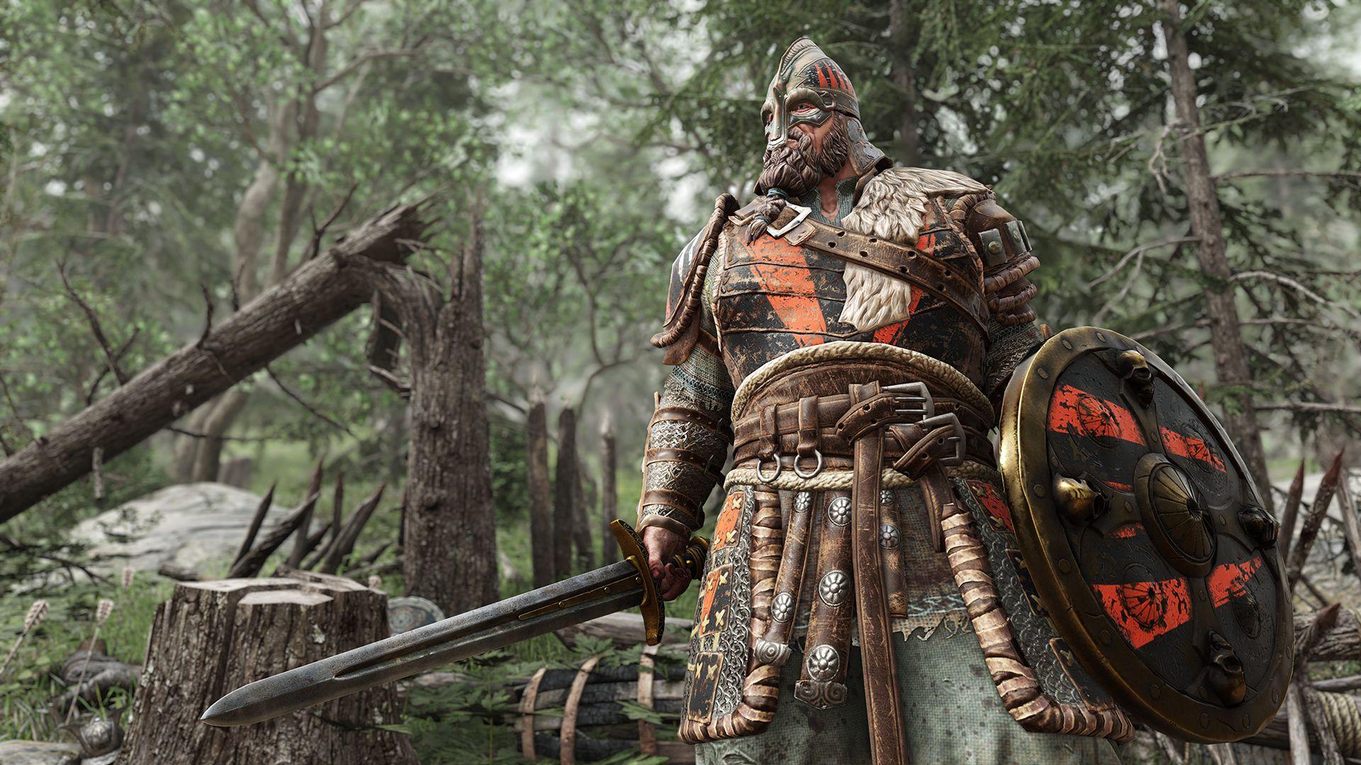 Ubisoft oznámil novou kompetitivní multiplayerovku For Honor 110349