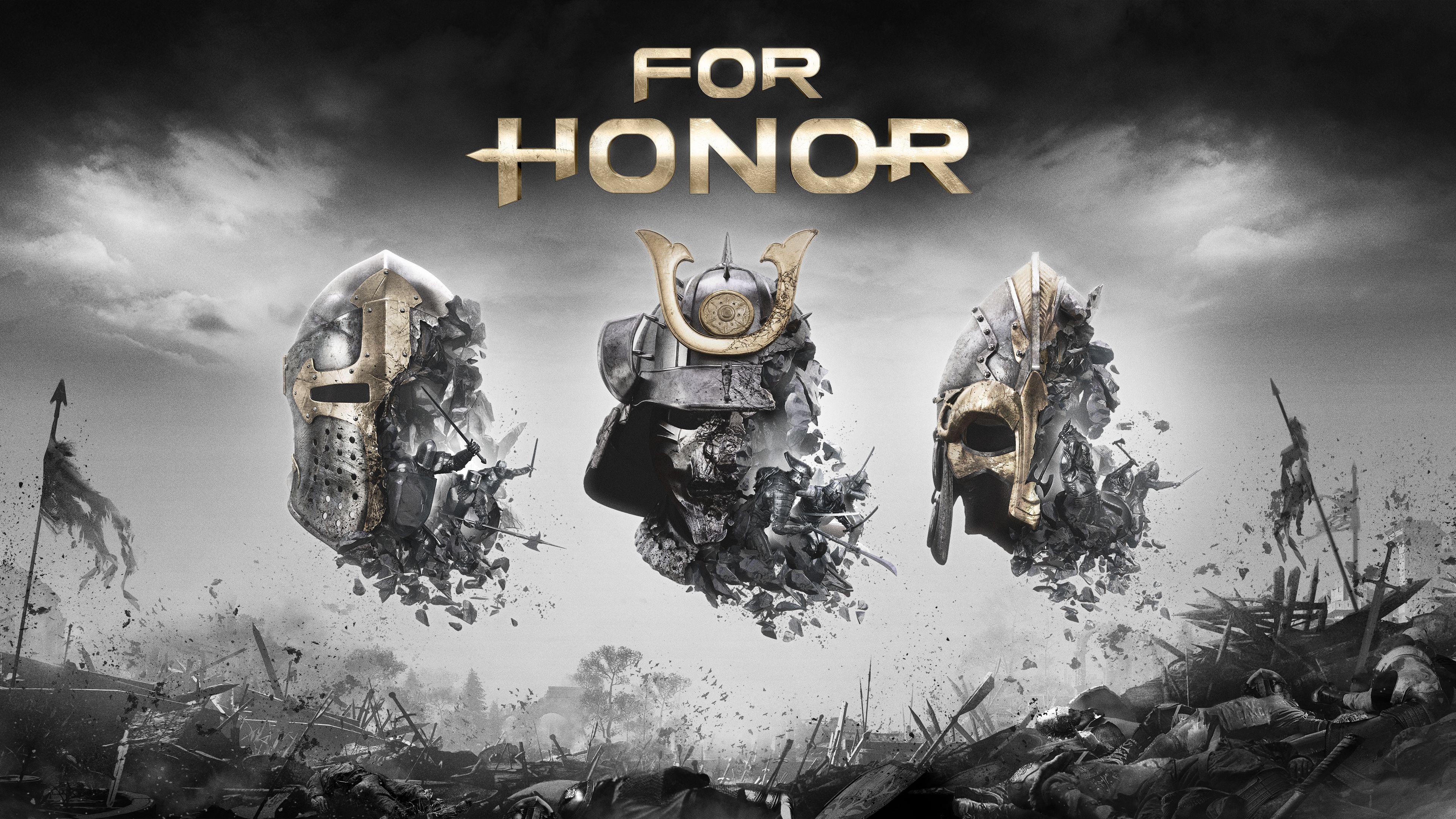 Ubisoft oznámil novou kompetitivní multiplayerovku For Honor 110350