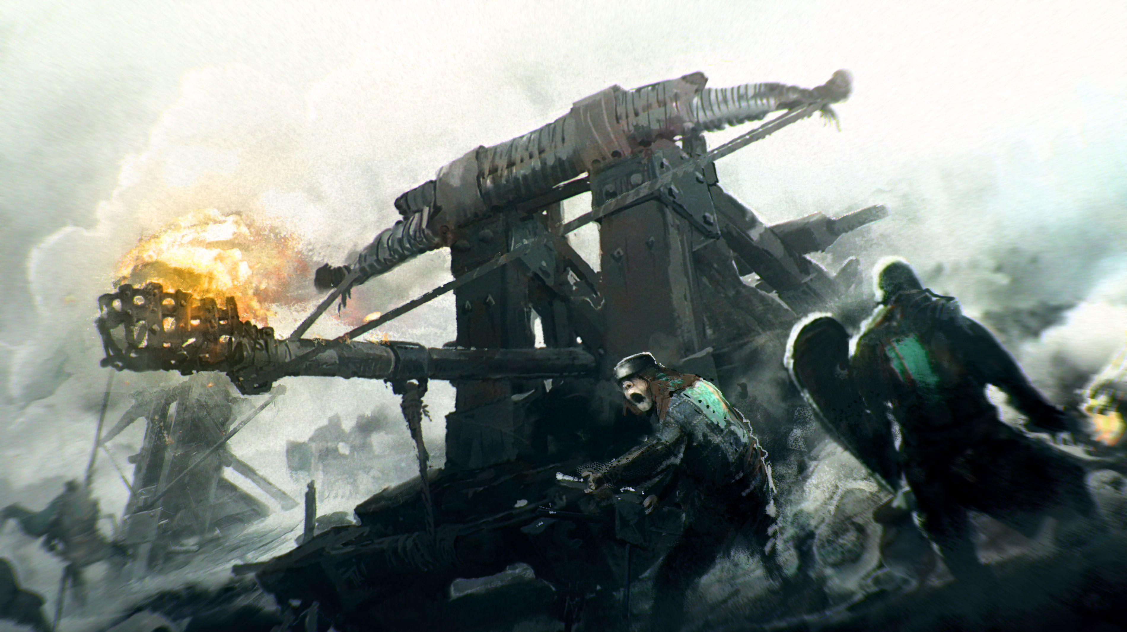 Ubisoft oznámil novou kompetitivní multiplayerovku For Honor 110352