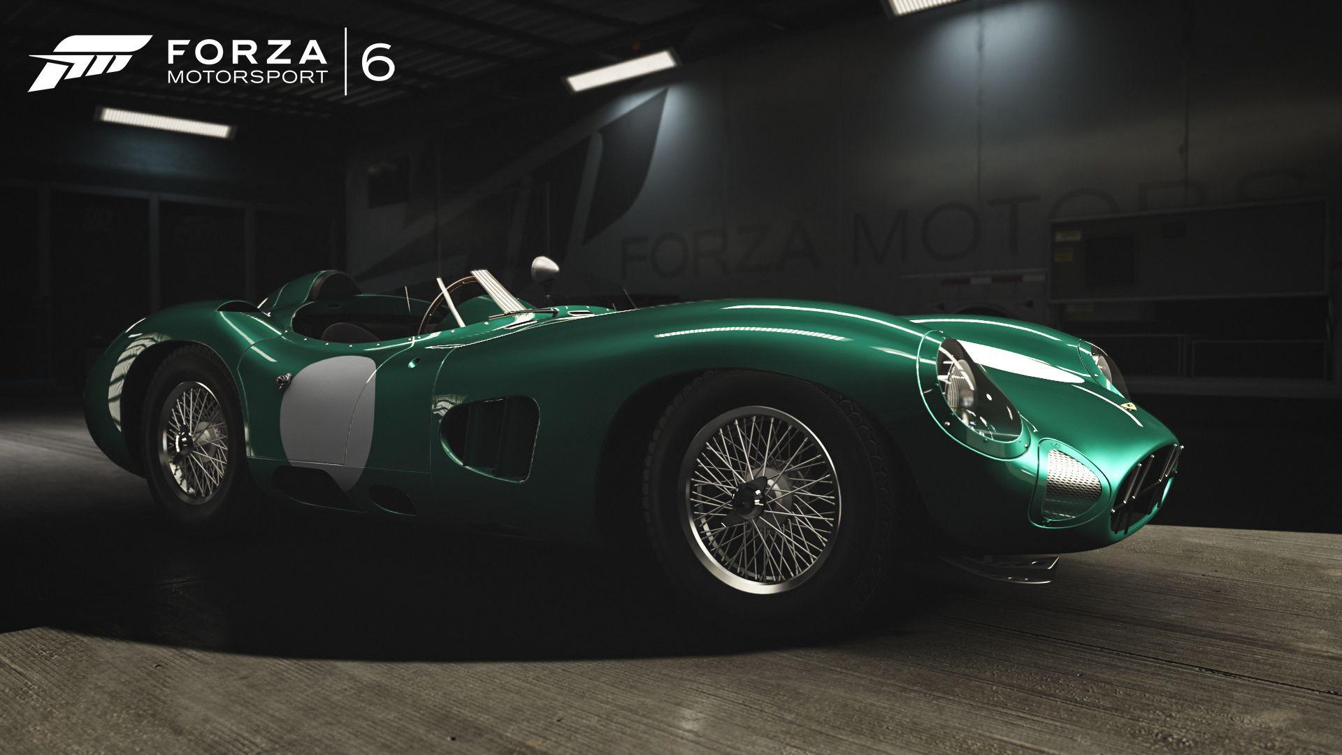 Detaily o tratích a autech ve Forza Motorsport 6 110357