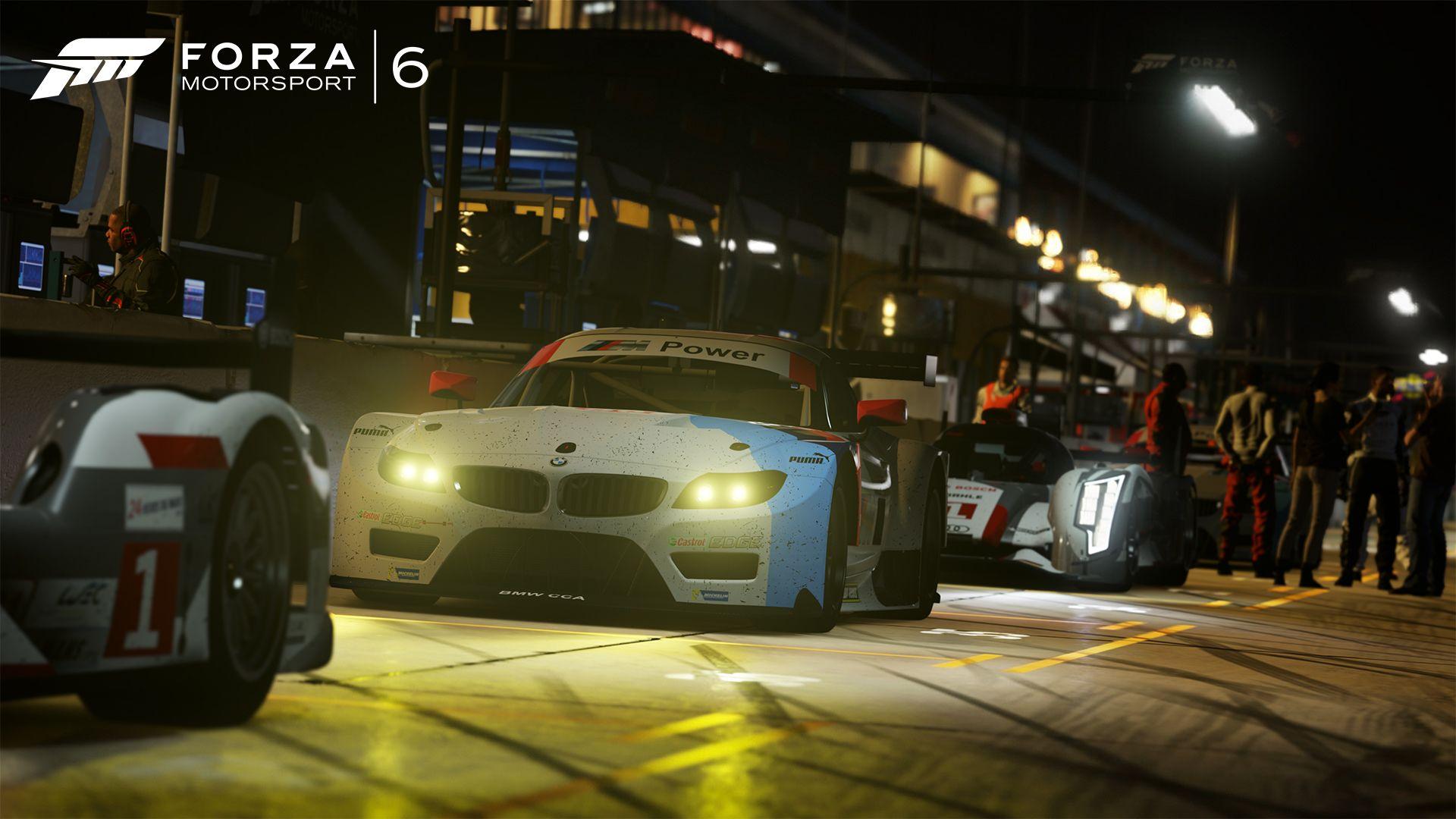 Detaily o tratích a autech ve Forza Motorsport 6 110358