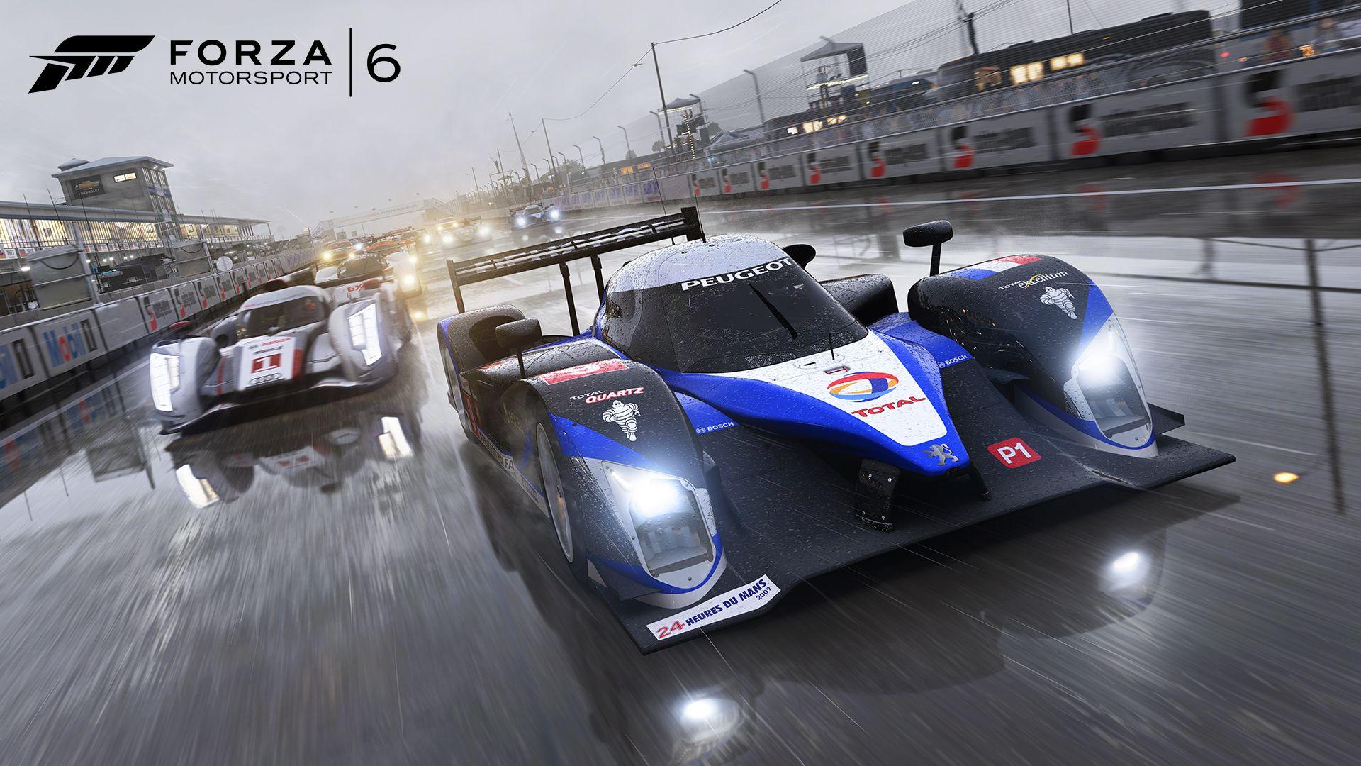Detaily o tratích a autech ve Forza Motorsport 6 110359