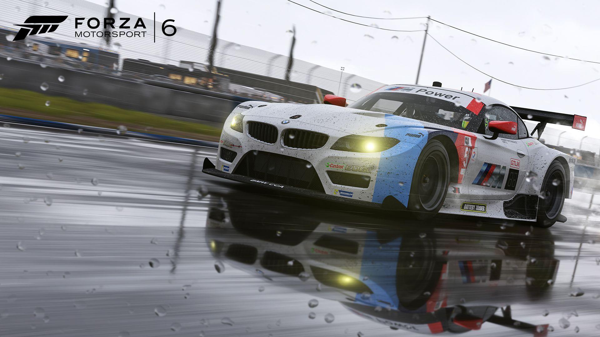 Detaily o tratích a autech ve Forza Motorsport 6 110360