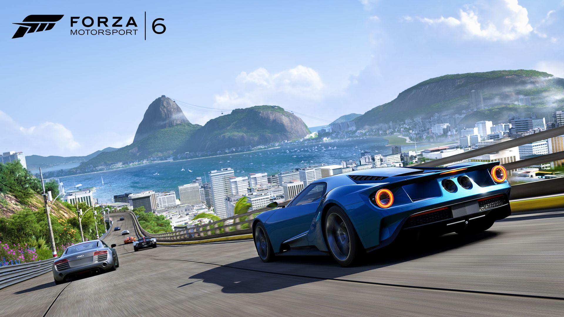 Detaily o tratích a autech ve Forza Motorsport 6 110363