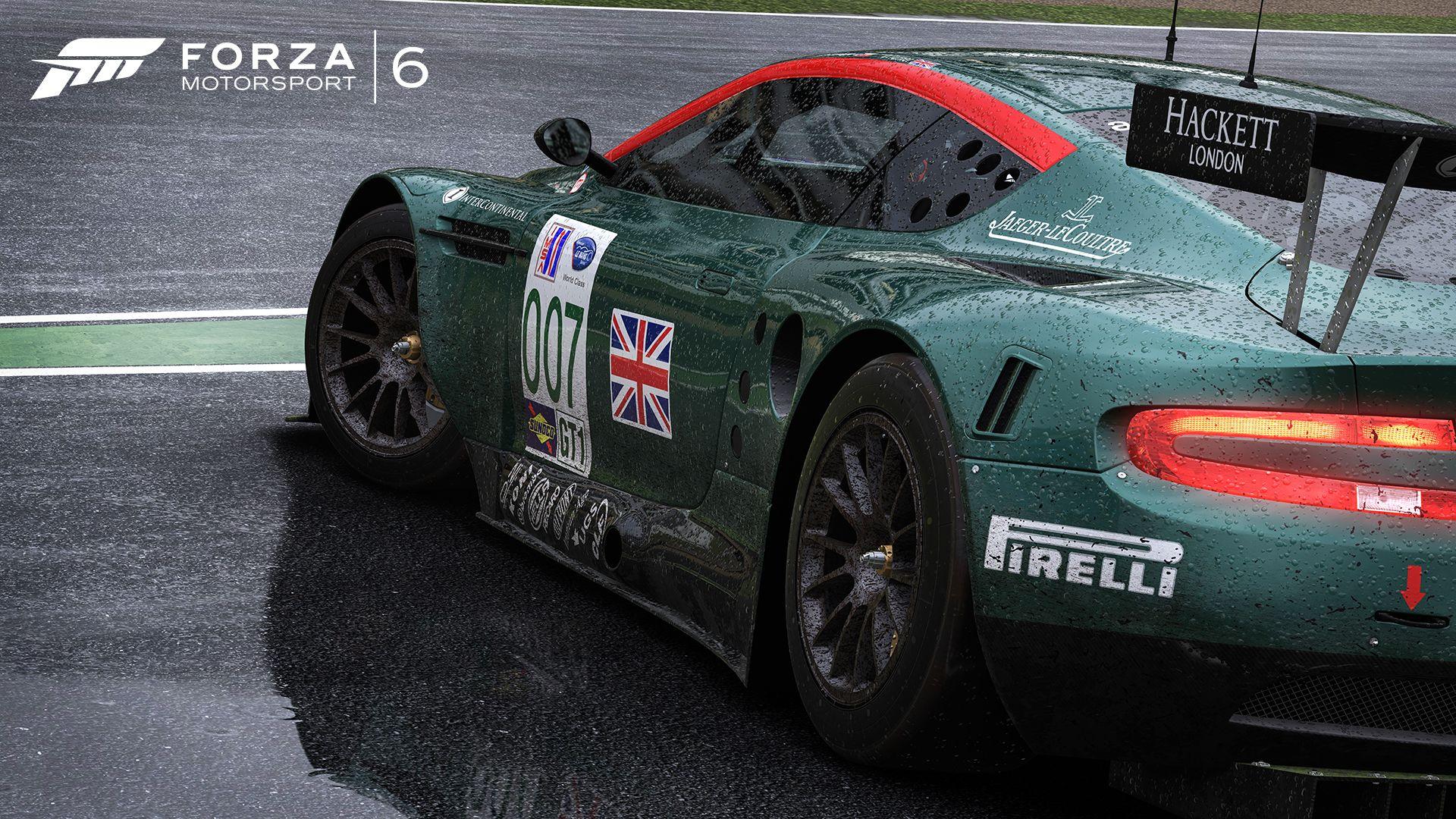 Detaily o tratích a autech ve Forza Motorsport 6 110364