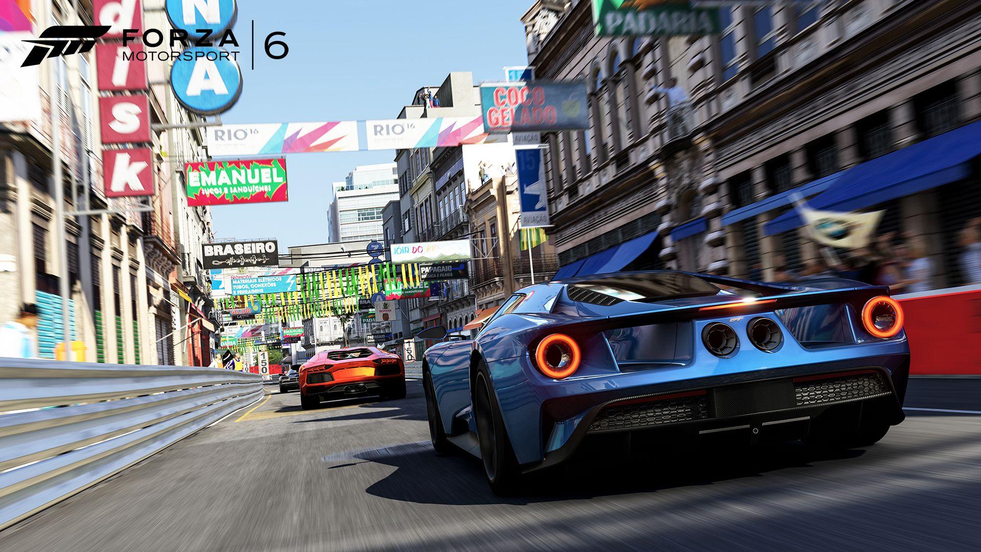 Detaily o tratích a autech ve Forza Motorsport 6 110366