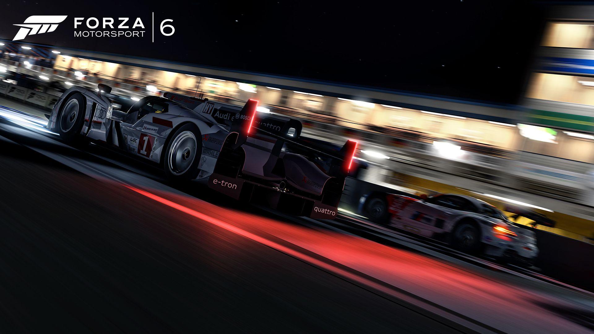 Detaily o tratích a autech ve Forza Motorsport 6 110367