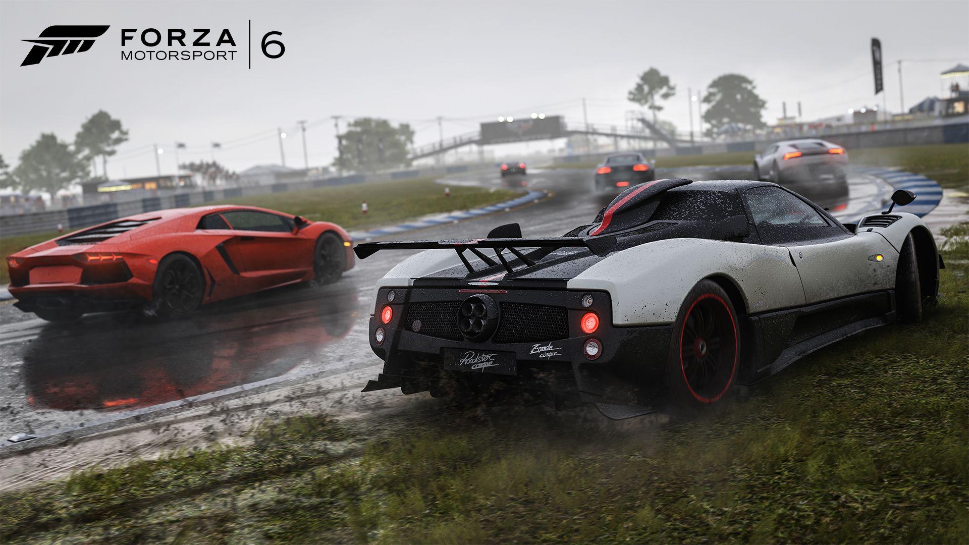 Detaily o tratích a autech ve Forza Motorsport 6 110368