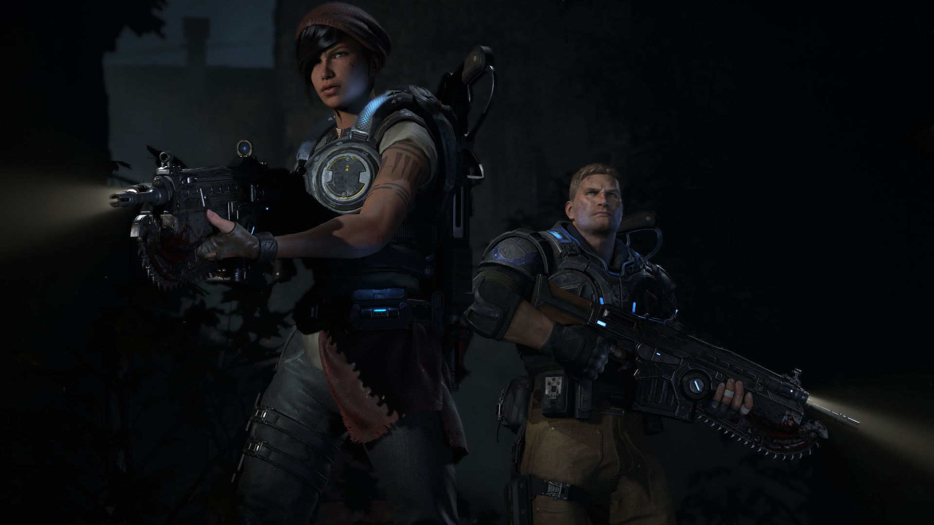 V Gears of War 4 split-screen bude, v Halo 5 nikoliv 110397