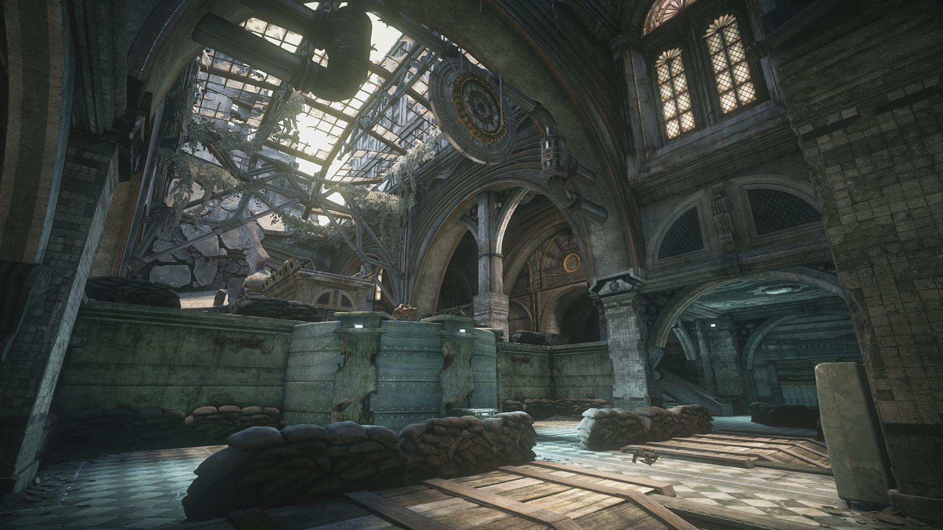 Galerie: Dark Souls 3, The Division, Hitman, South Park, SW: Battlefront 110485