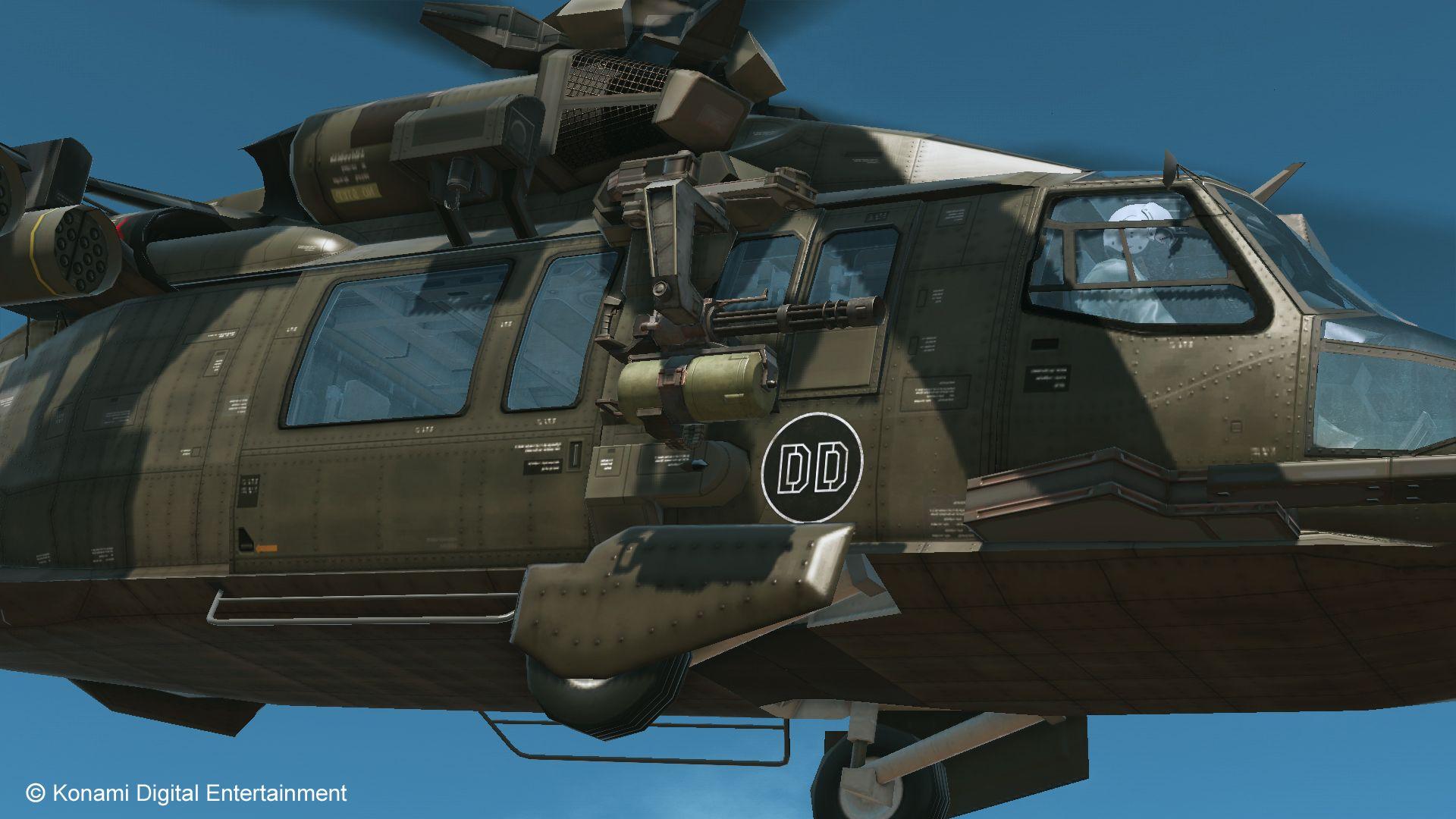 Spousta nových HD obrázků z Metal Gear Solid V: The Phantom Pain 110489