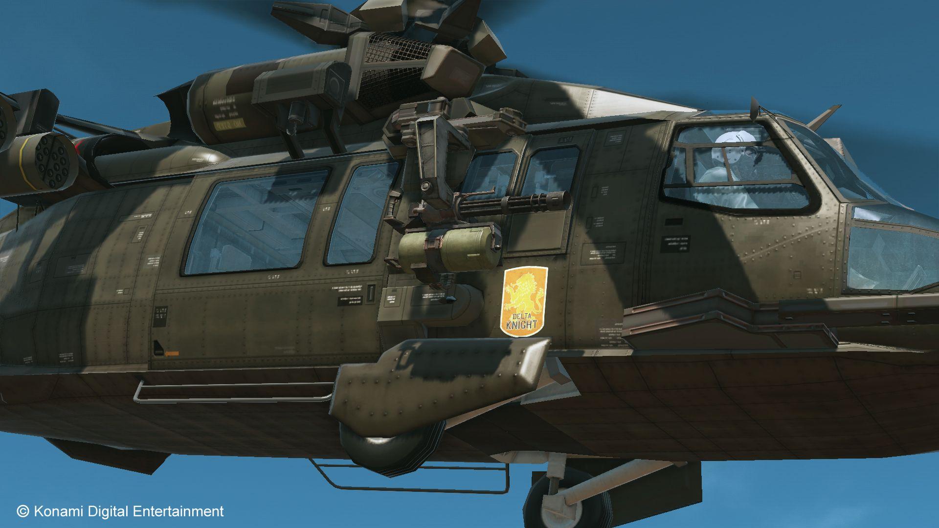 Spousta nových HD obrázků z Metal Gear Solid V: The Phantom Pain 110490