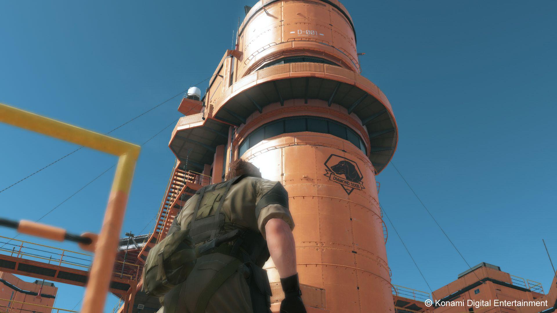Spousta nových HD obrázků z Metal Gear Solid V: The Phantom Pain 110491