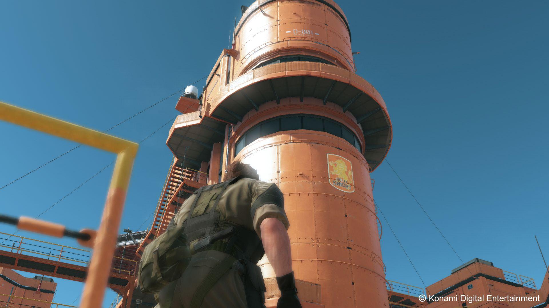 Spousta nových HD obrázků z Metal Gear Solid V: The Phantom Pain 110492