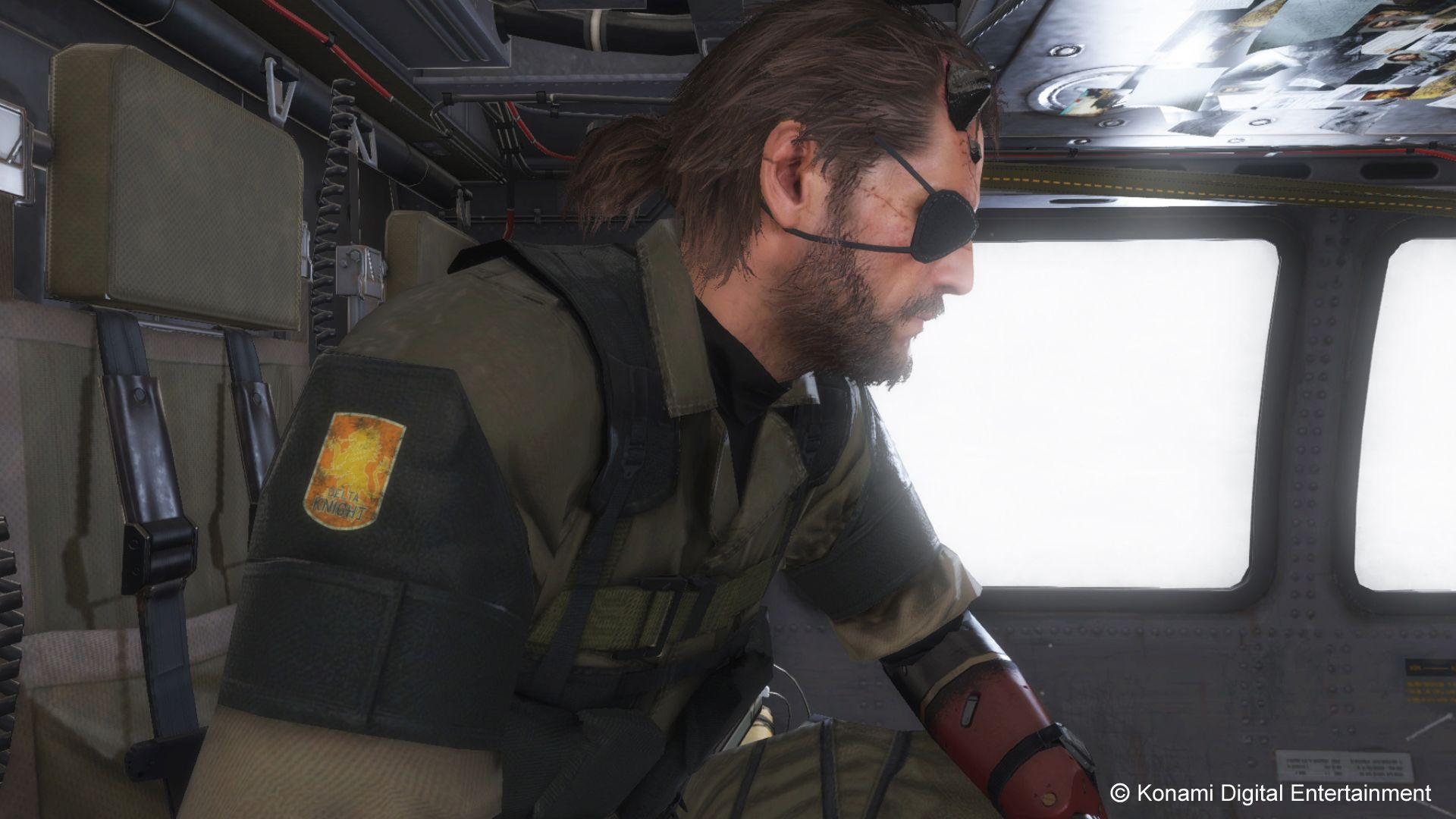 Spousta nových HD obrázků z Metal Gear Solid V: The Phantom Pain 110493
