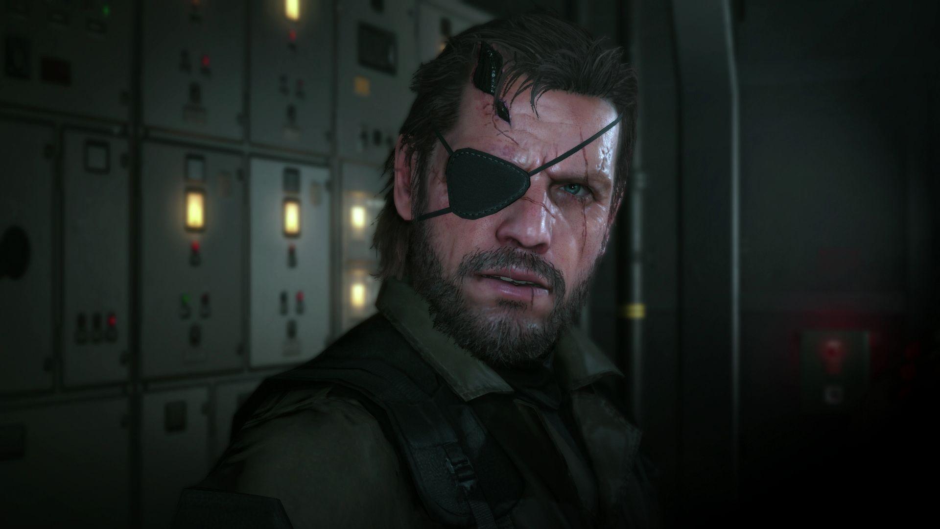 Spousta nových HD obrázků z Metal Gear Solid V: The Phantom Pain 110494