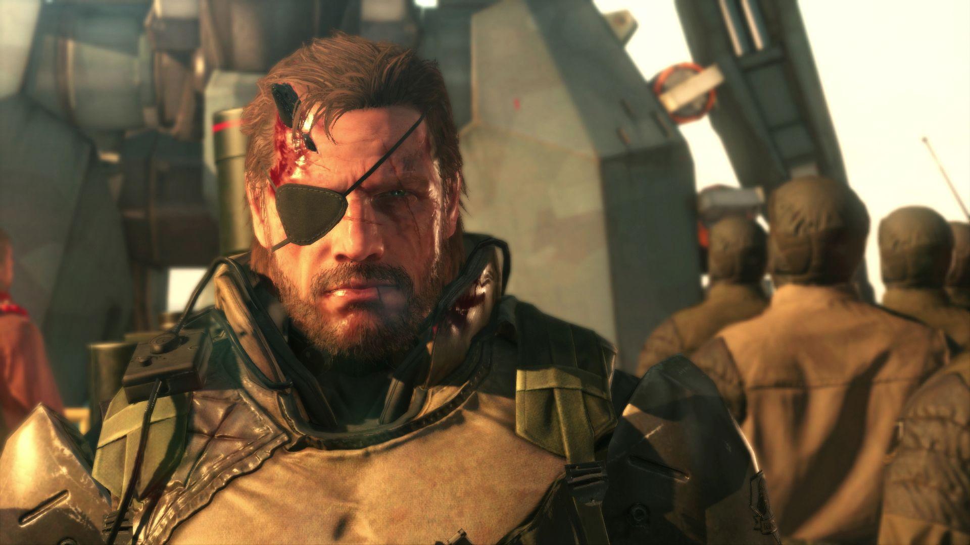 Spousta nových HD obrázků z Metal Gear Solid V: The Phantom Pain 110498