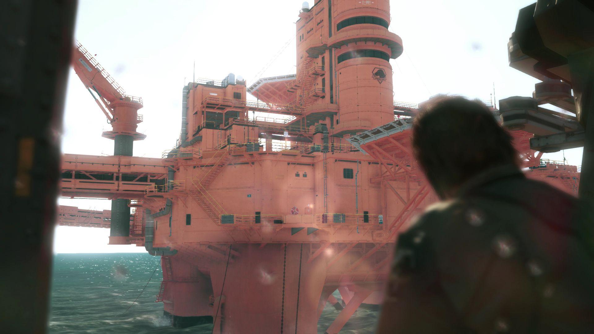 Spousta nových HD obrázků z Metal Gear Solid V: The Phantom Pain 110499
