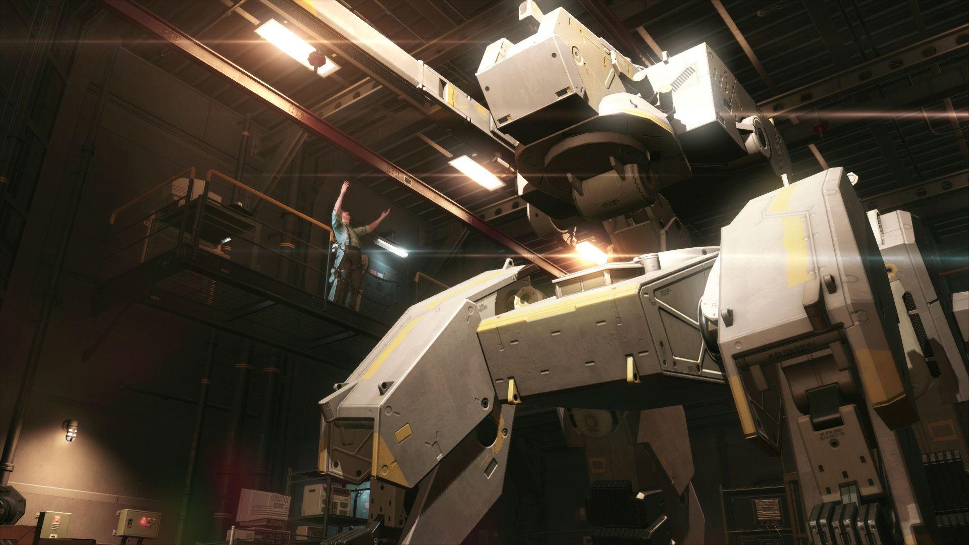Spousta nových HD obrázků z Metal Gear Solid V: The Phantom Pain 110500