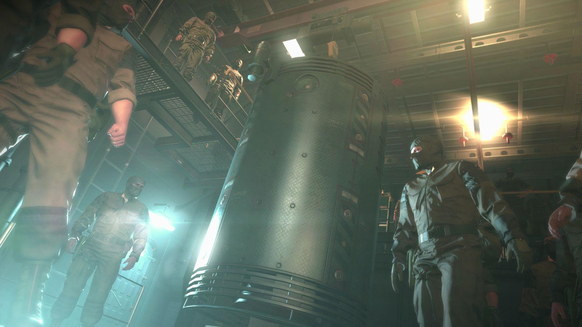 Spousta nových HD obrázků z Metal Gear Solid V: The Phantom Pain 110501