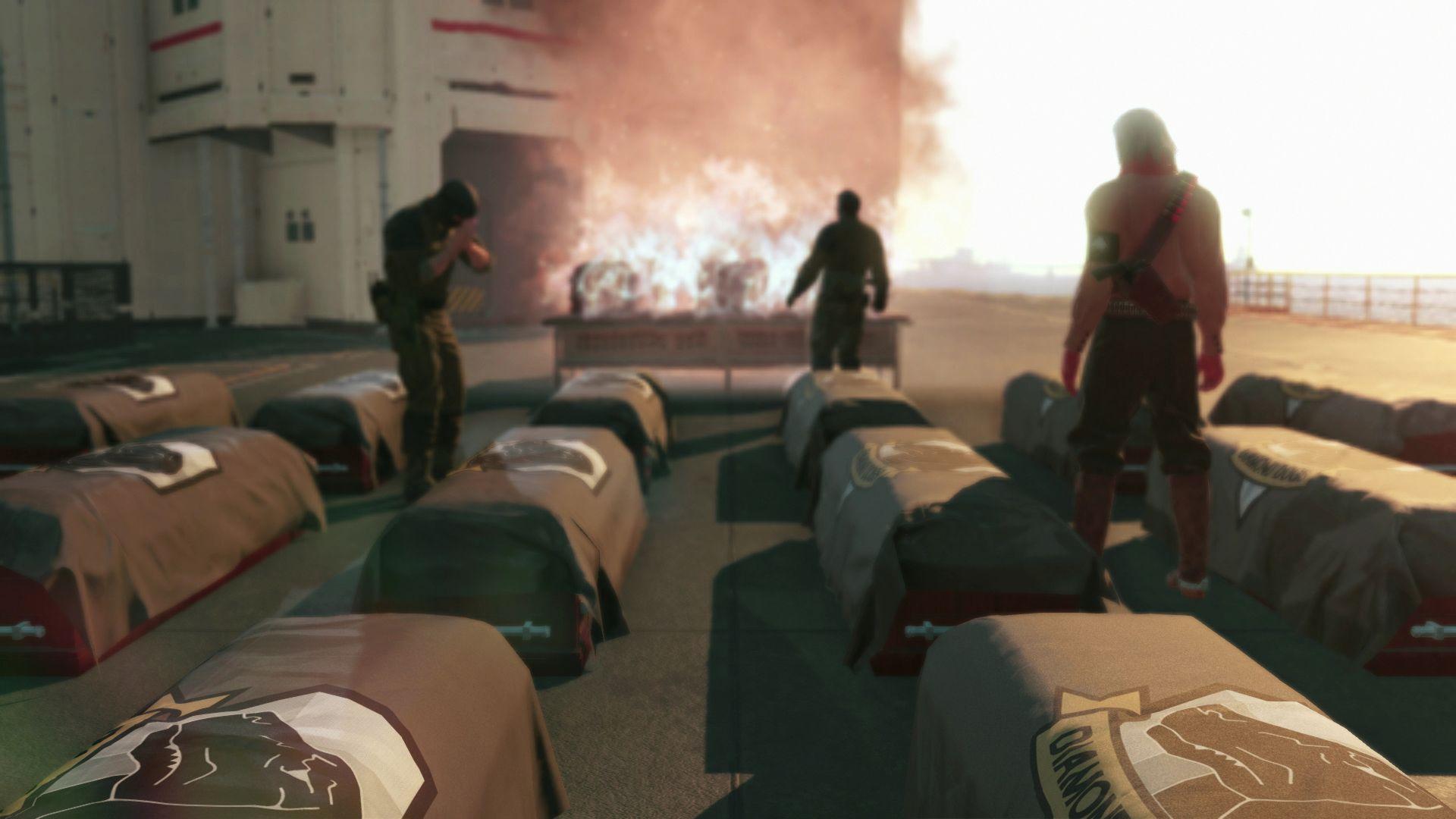 Spousta nových HD obrázků z Metal Gear Solid V: The Phantom Pain 110503