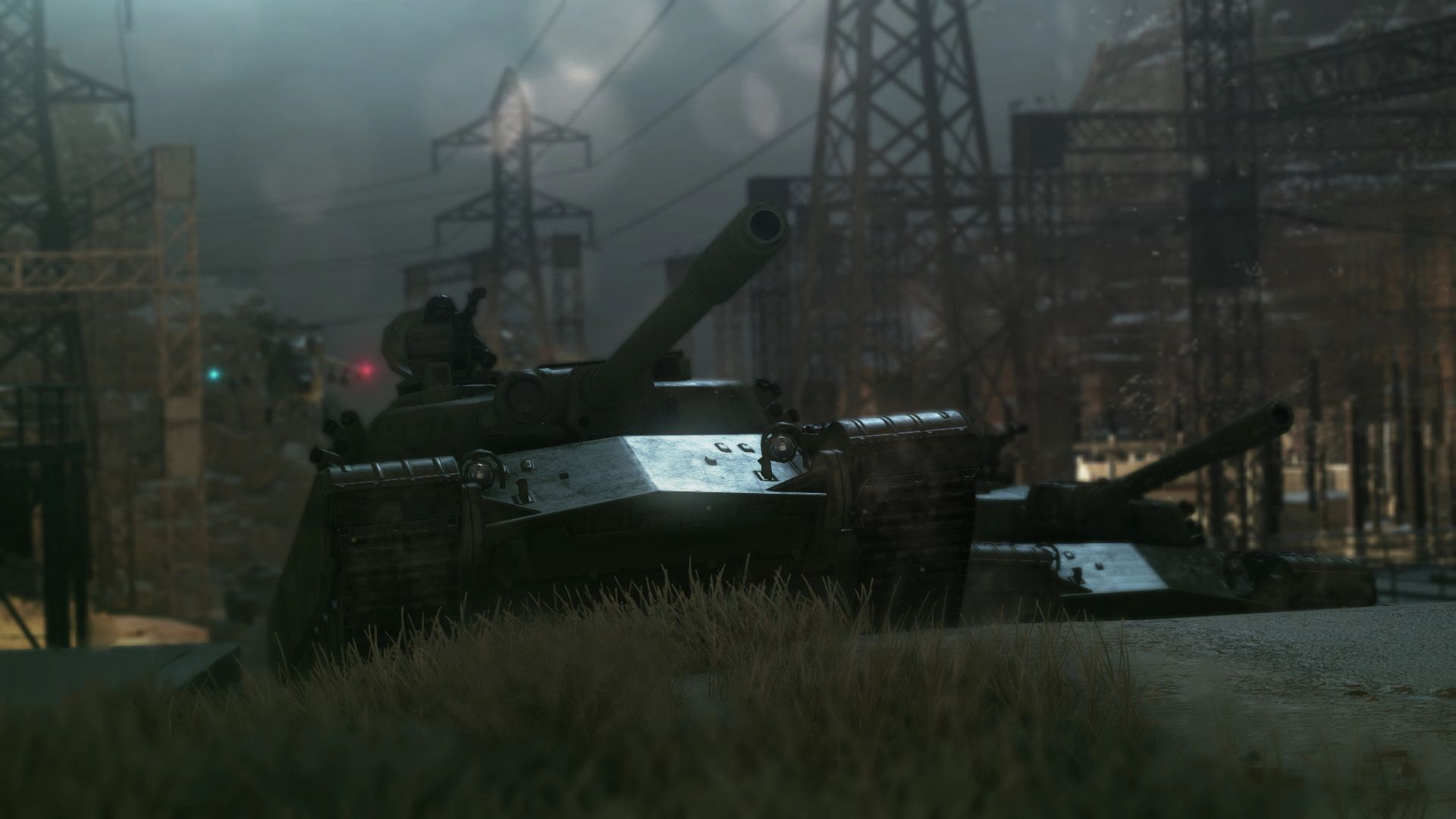 Spousta nových HD obrázků z Metal Gear Solid V: The Phantom Pain 110504