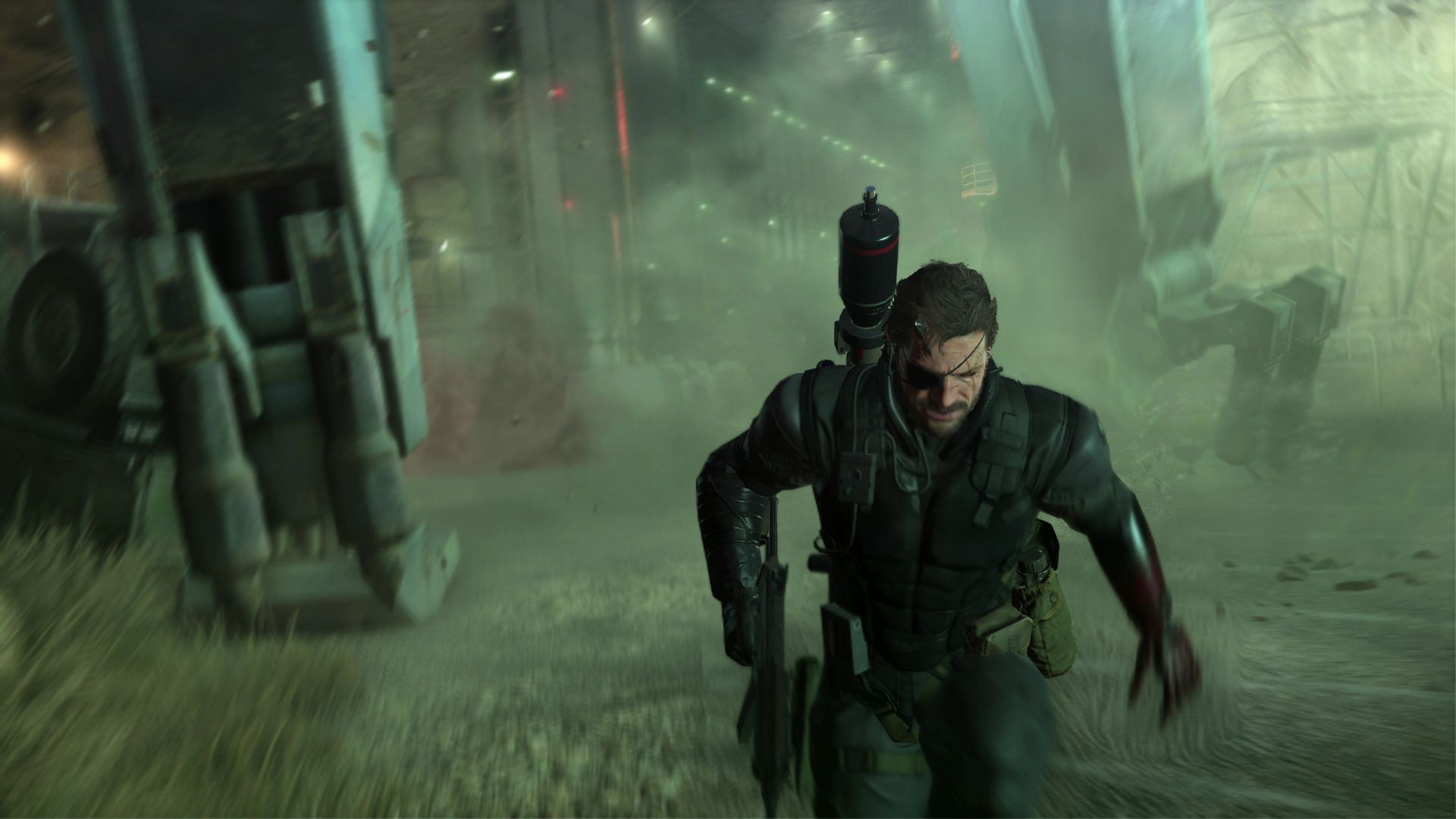 Spousta nových HD obrázků z Metal Gear Solid V: The Phantom Pain 110505
