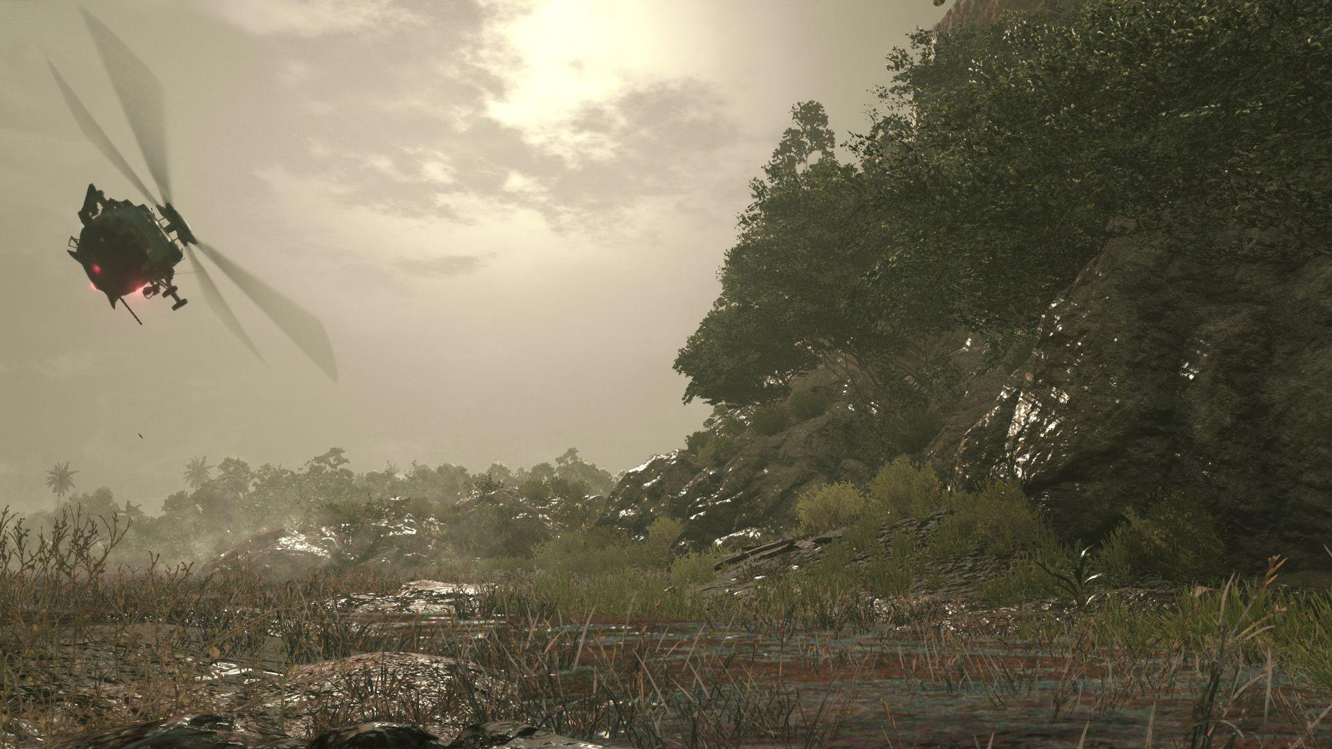 Spousta nových HD obrázků z Metal Gear Solid V: The Phantom Pain 110508
