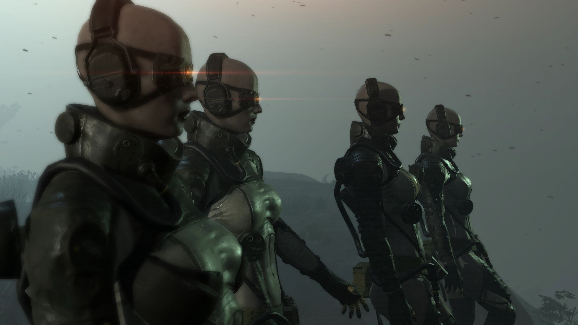 Spousta nových HD obrázků z Metal Gear Solid V: The Phantom Pain 110510