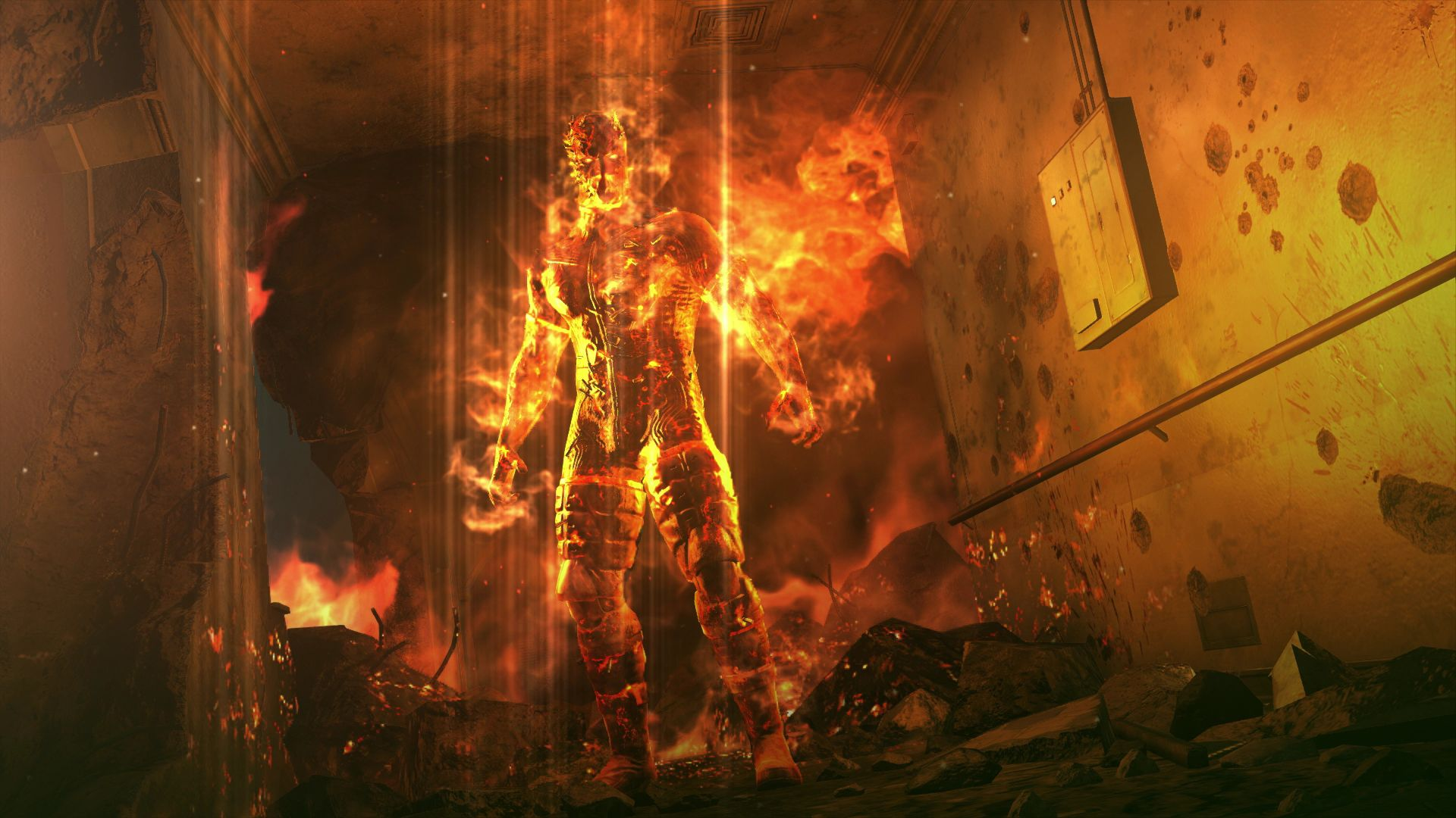 Spousta nových HD obrázků z Metal Gear Solid V: The Phantom Pain 110511