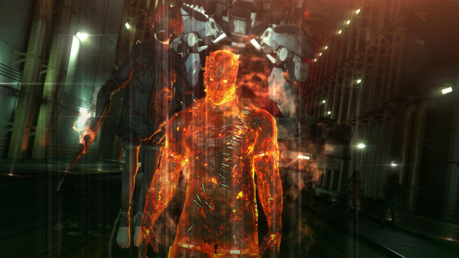 Spousta nových HD obrázků z Metal Gear Solid V: The Phantom Pain 110512