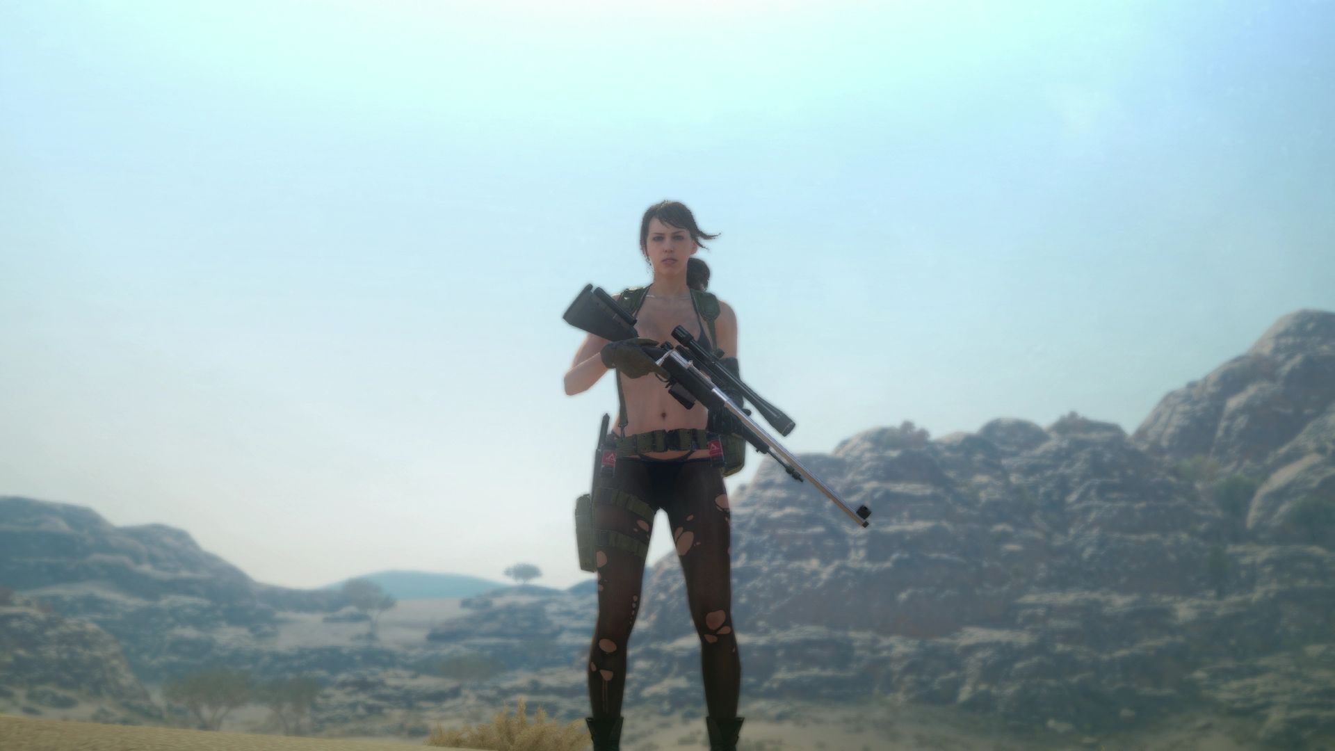 Spousta nových HD obrázků z Metal Gear Solid V: The Phantom Pain 110515