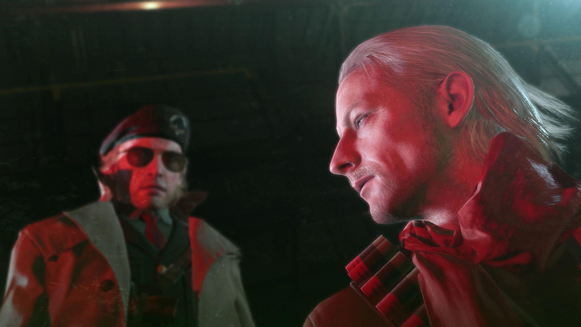 Spousta nových HD obrázků z Metal Gear Solid V: The Phantom Pain 110517