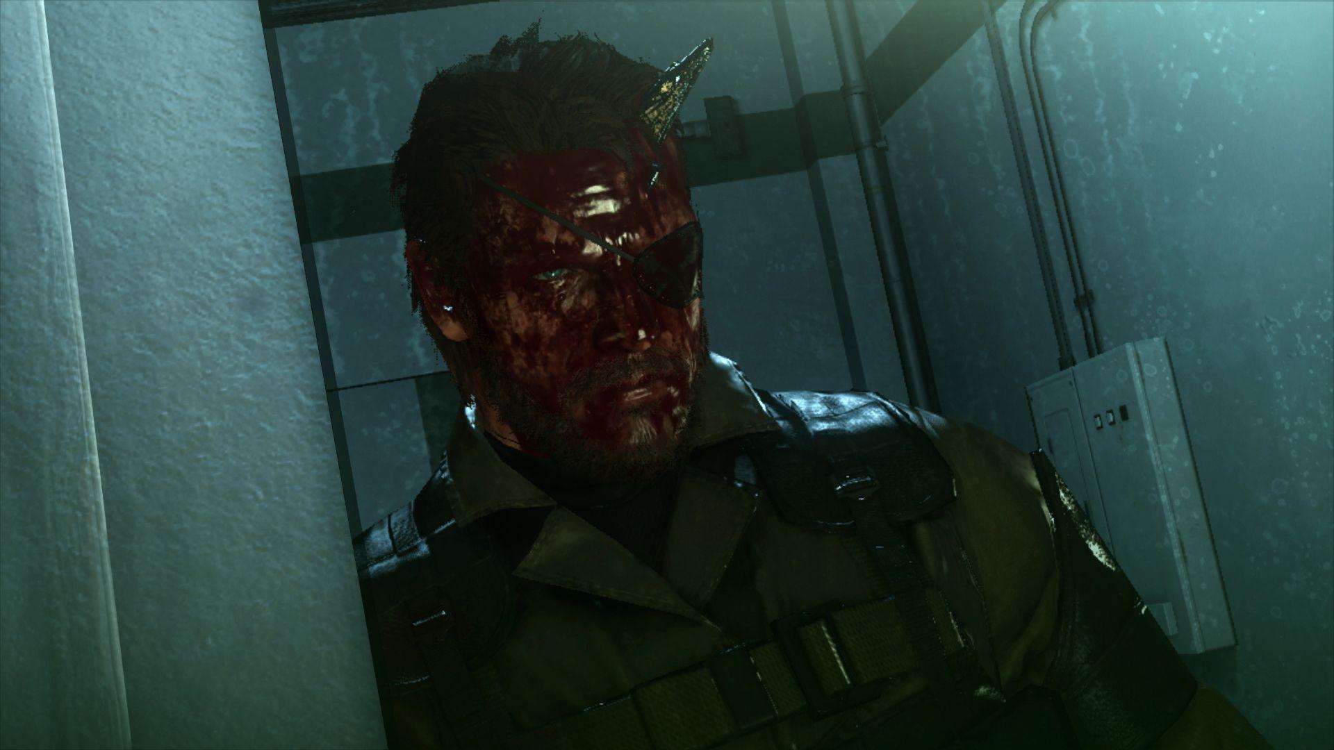 Spousta nových HD obrázků z Metal Gear Solid V: The Phantom Pain 110519