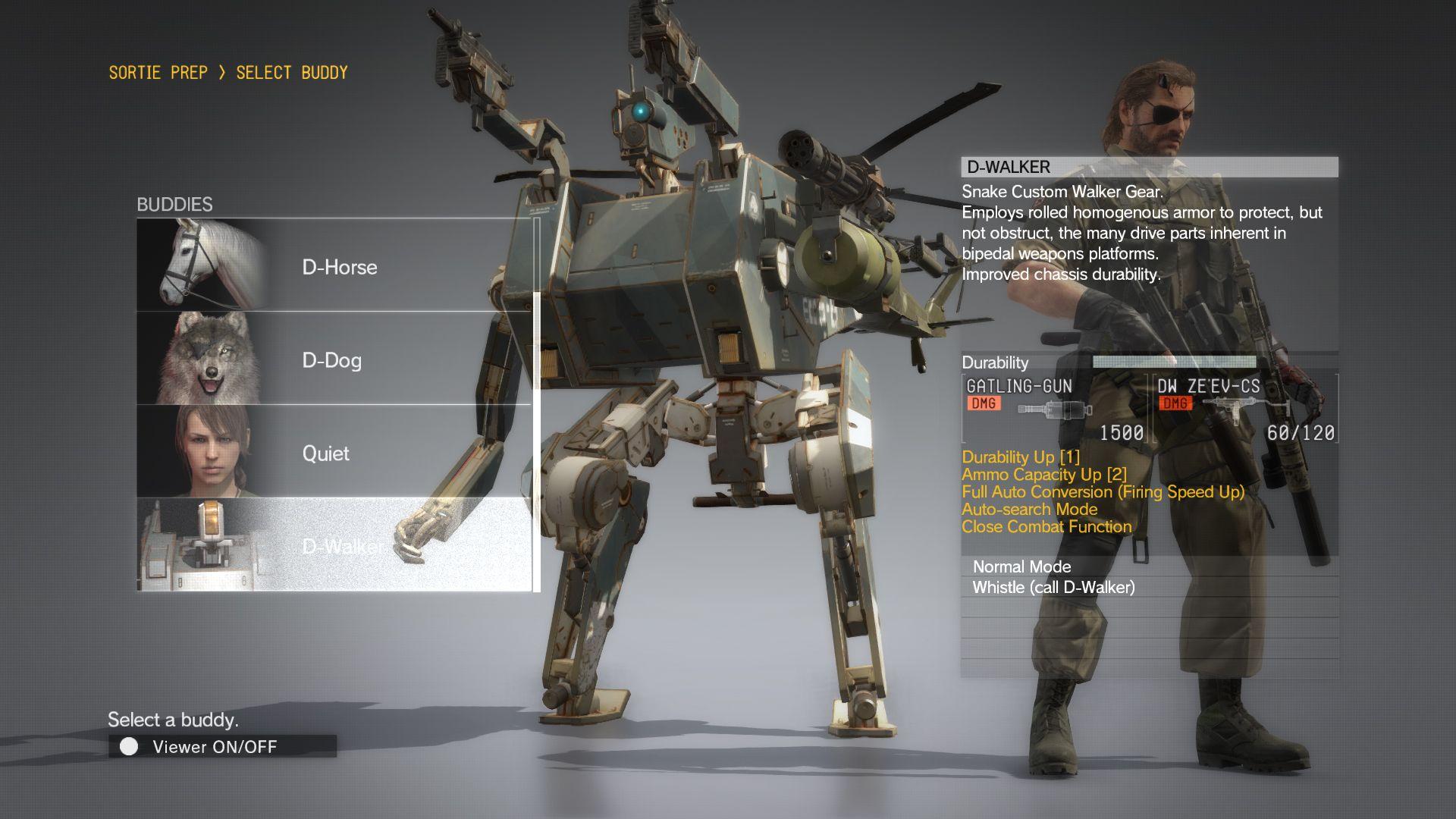 Spousta nových HD obrázků z Metal Gear Solid V: The Phantom Pain 110521