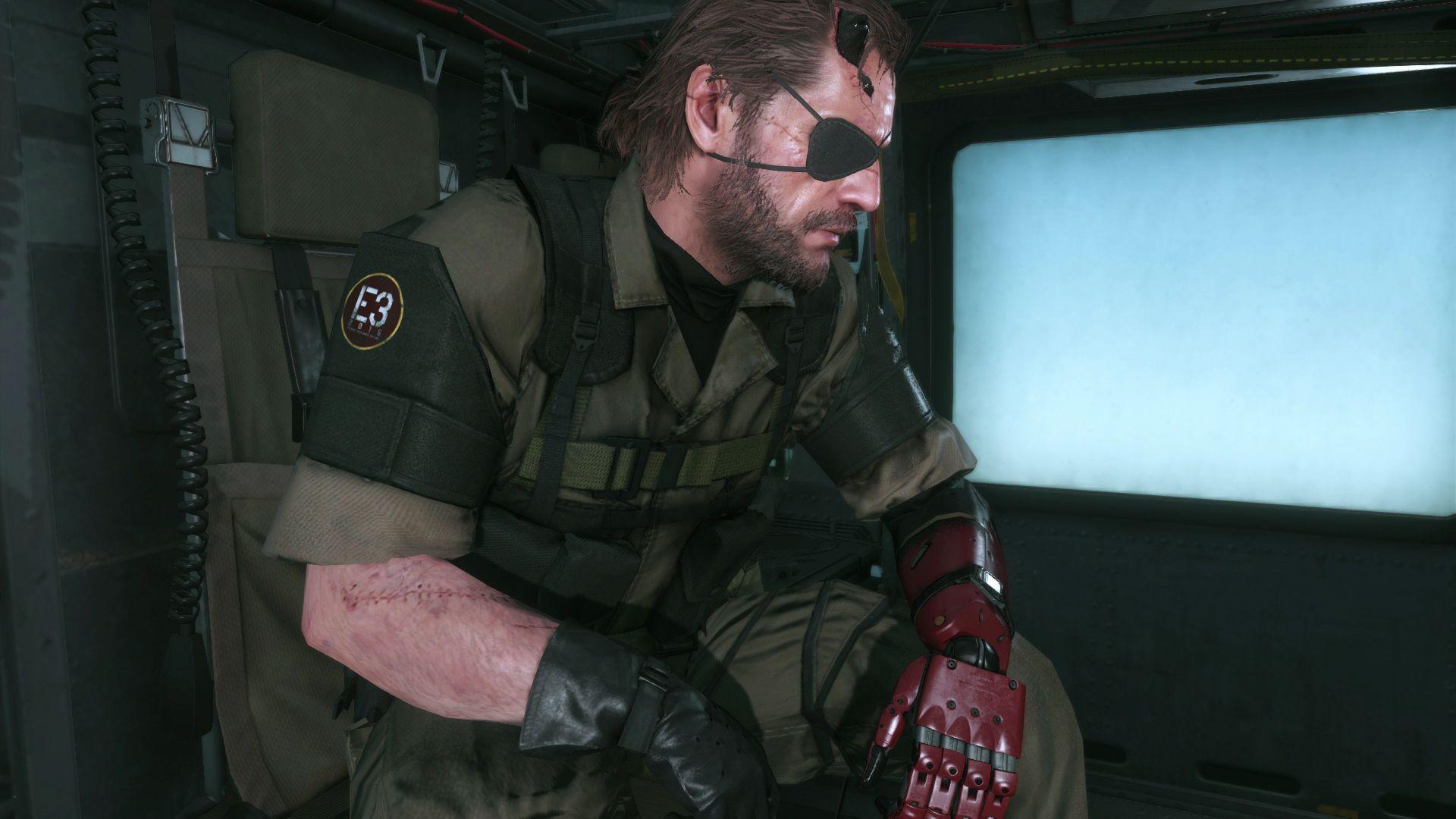 Spousta nových HD obrázků z Metal Gear Solid V: The Phantom Pain 110522