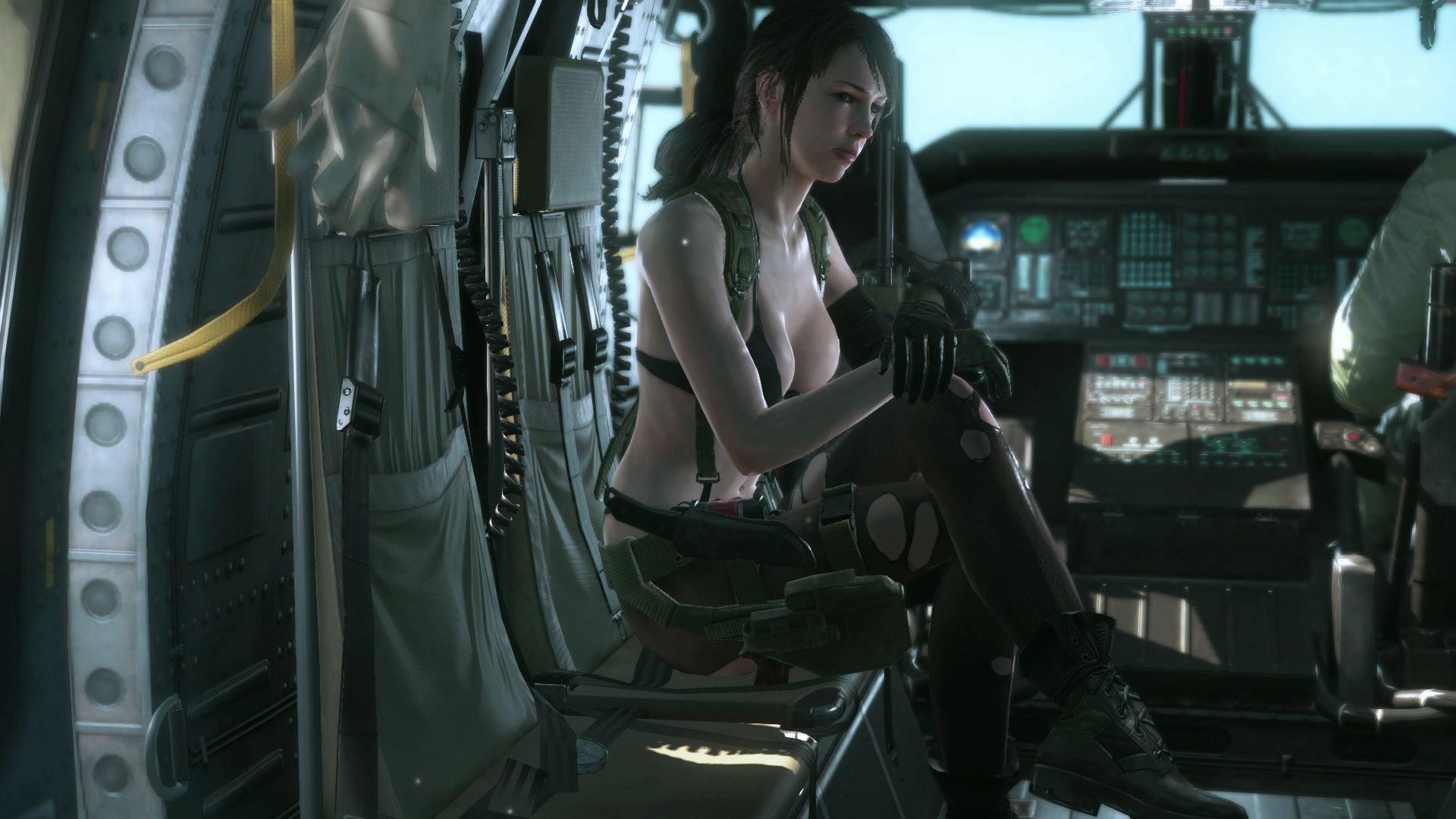 Spousta nových HD obrázků z Metal Gear Solid V: The Phantom Pain 110524