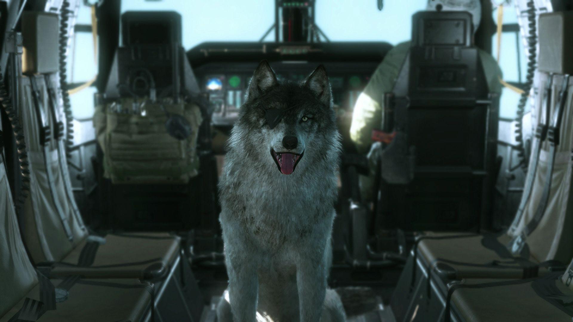 Spousta nových HD obrázků z Metal Gear Solid V: The Phantom Pain 110525