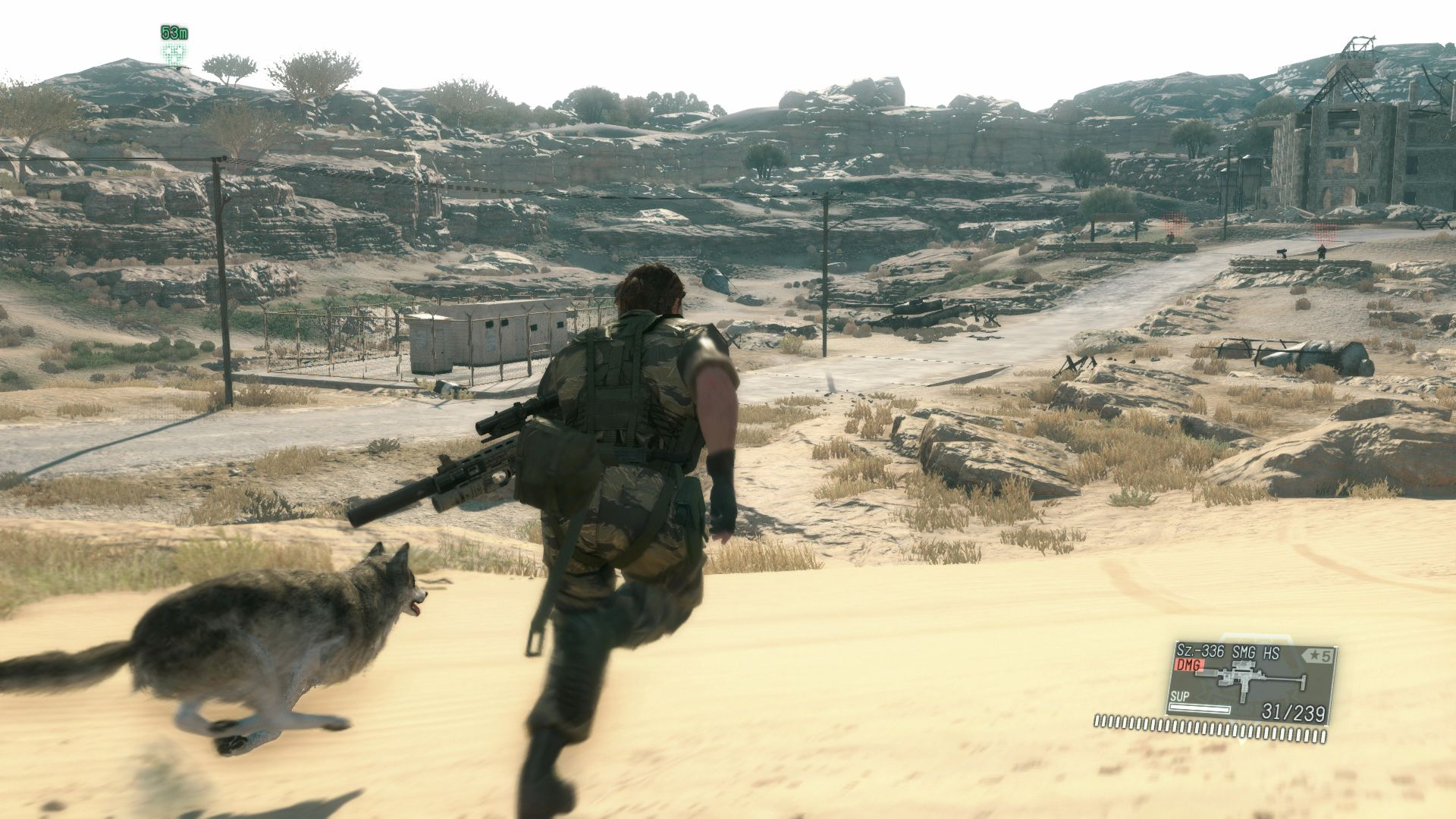 Spousta nových HD obrázků z Metal Gear Solid V: The Phantom Pain 110526