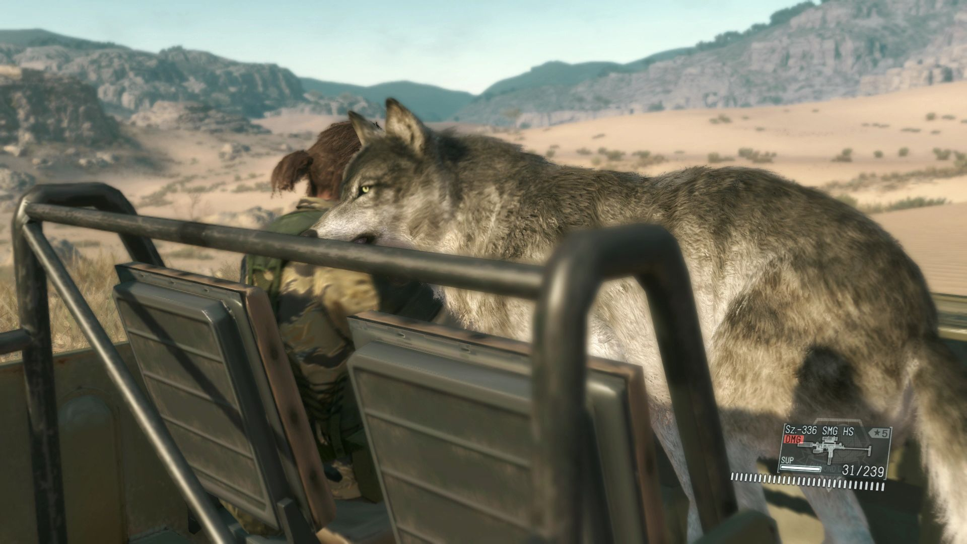 Spousta nových HD obrázků z Metal Gear Solid V: The Phantom Pain 110529