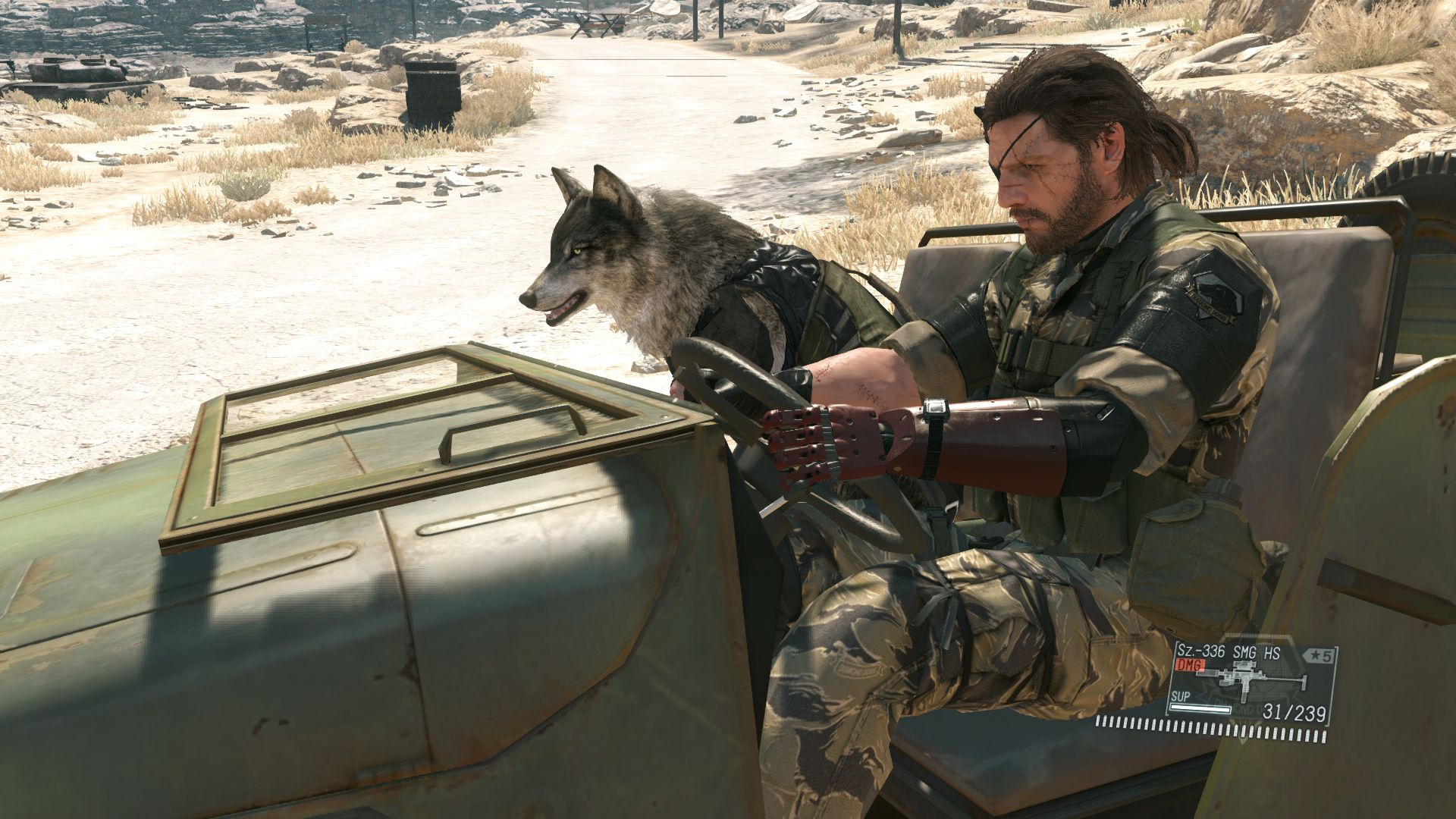 Spousta nových HD obrázků z Metal Gear Solid V: The Phantom Pain 110530