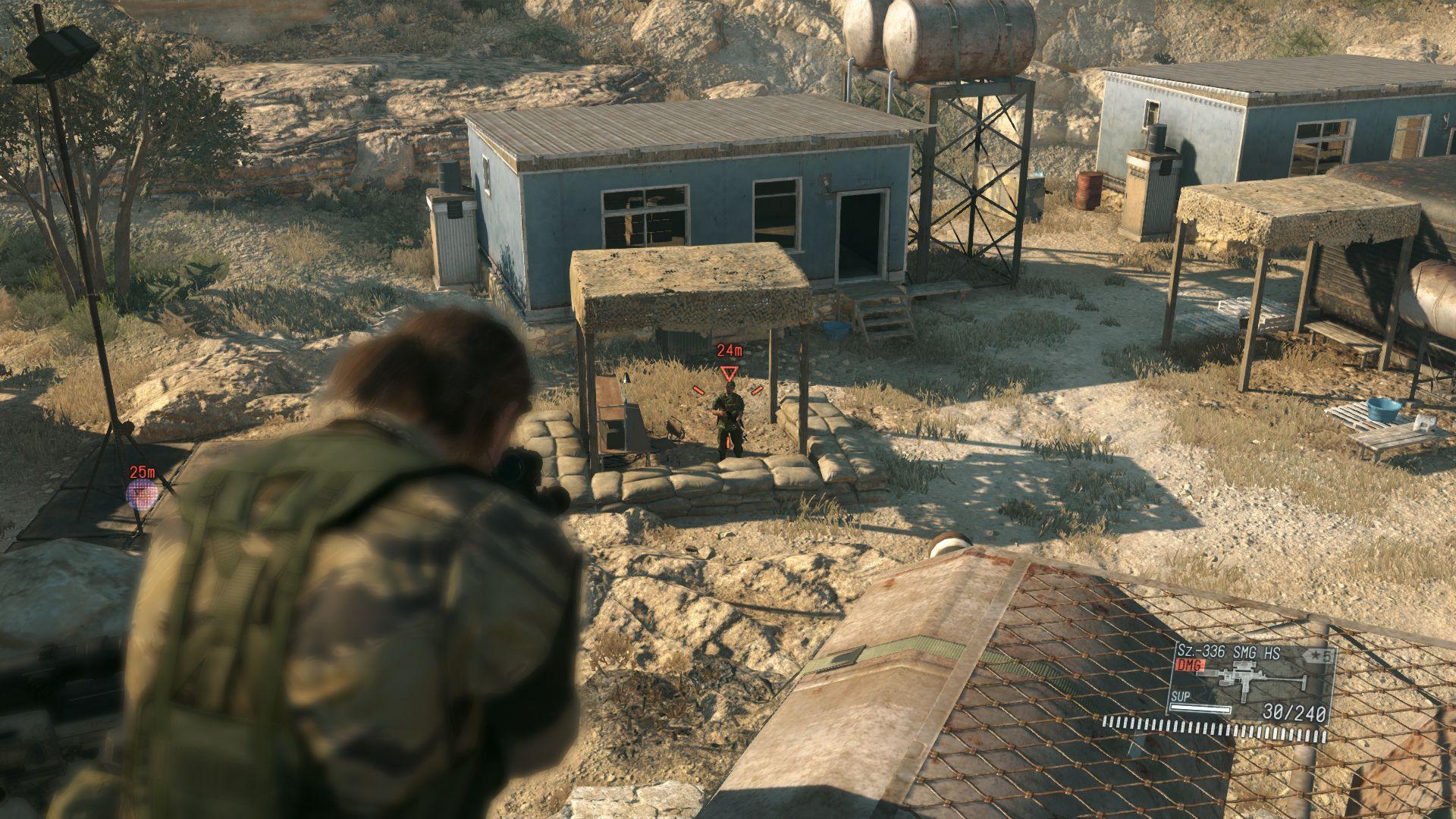 Spousta nových HD obrázků z Metal Gear Solid V: The Phantom Pain 110532