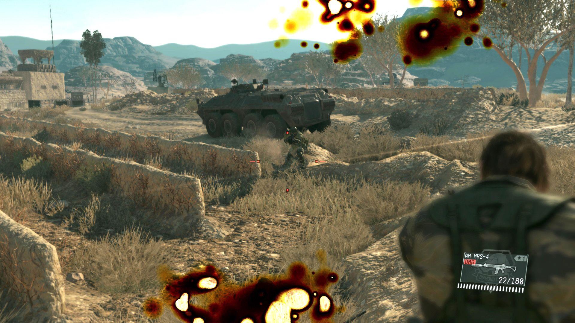 Spousta nových HD obrázků z Metal Gear Solid V: The Phantom Pain 110533