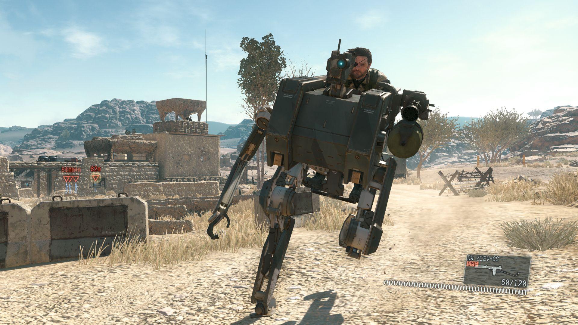 Spousta nových HD obrázků z Metal Gear Solid V: The Phantom Pain 110534