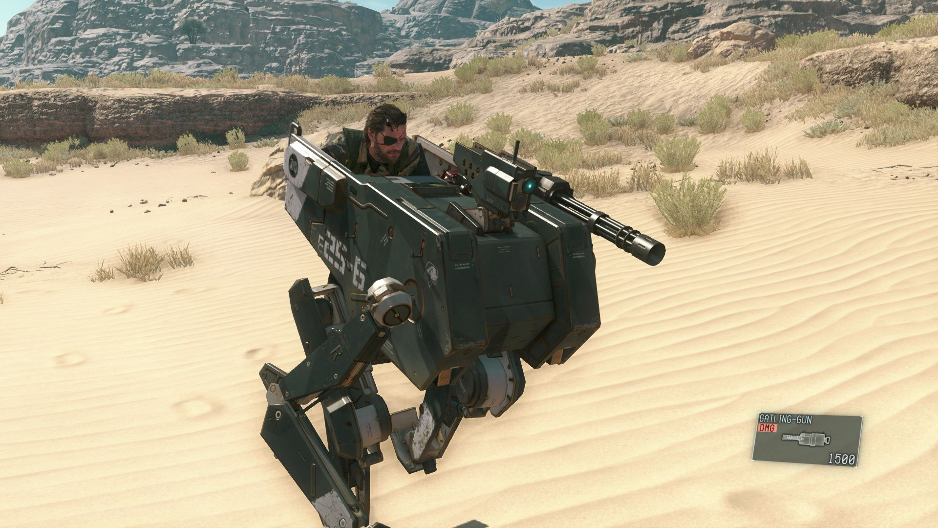 Spousta nových HD obrázků z Metal Gear Solid V: The Phantom Pain 110535