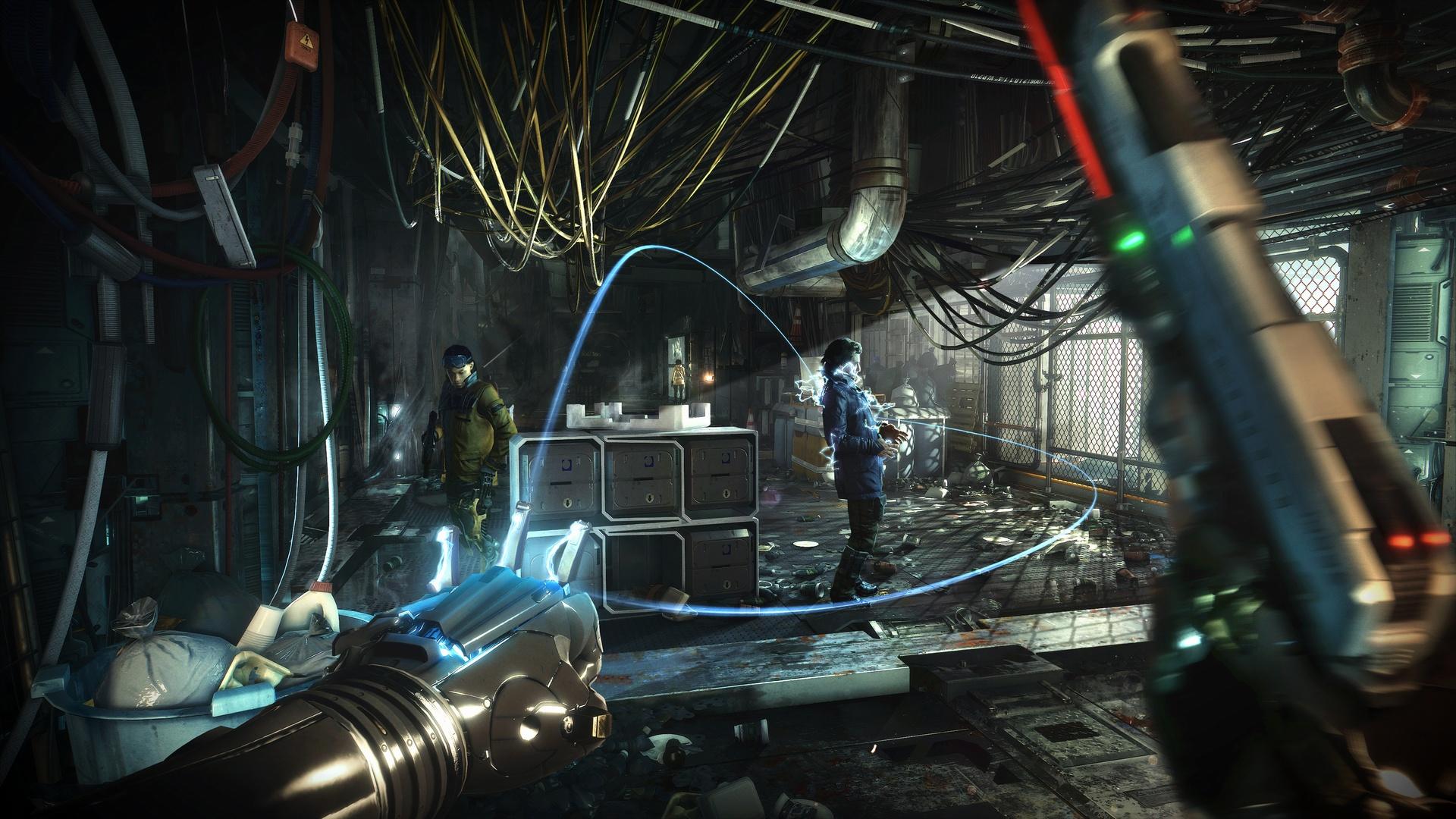 Deus Ex: Mankind Divided v prvním gameplay traileru 110540