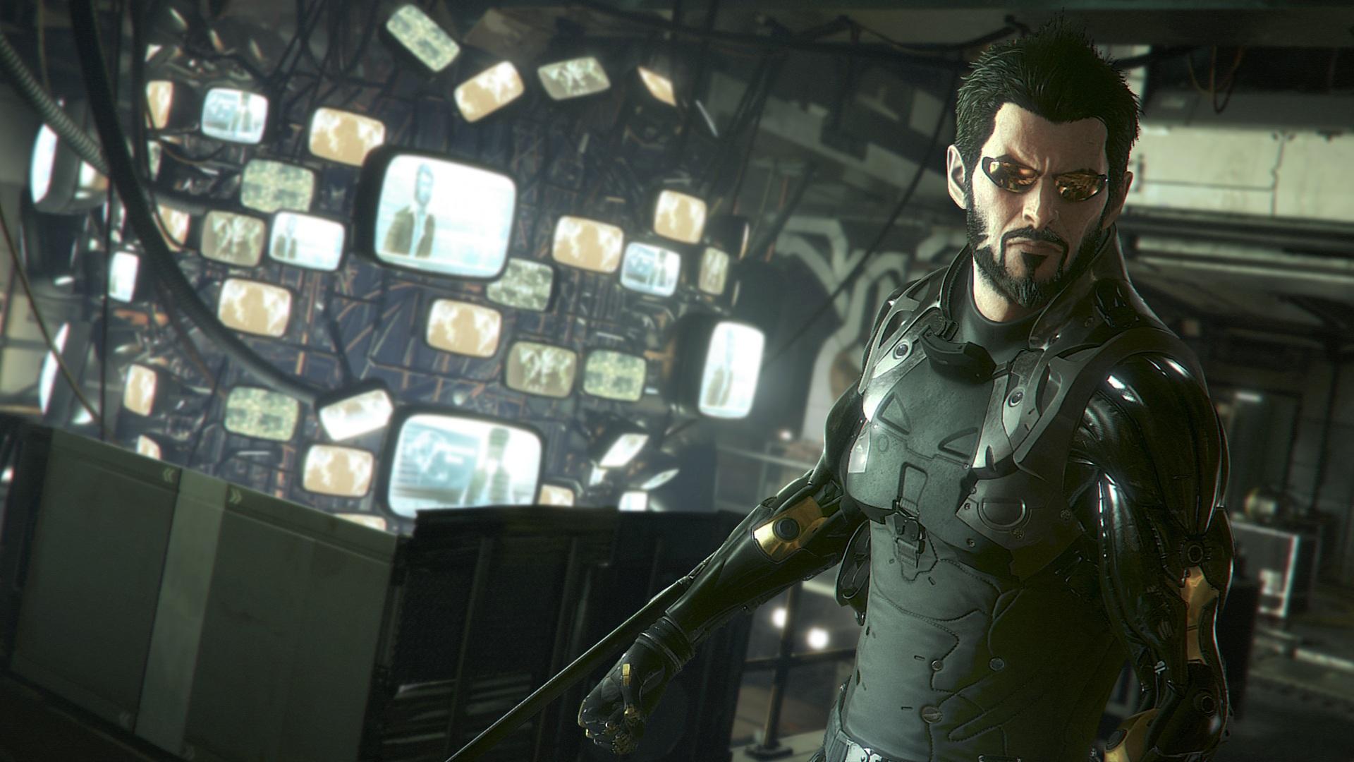 Deus Ex: Mankind Divided v prvním gameplay traileru 110541