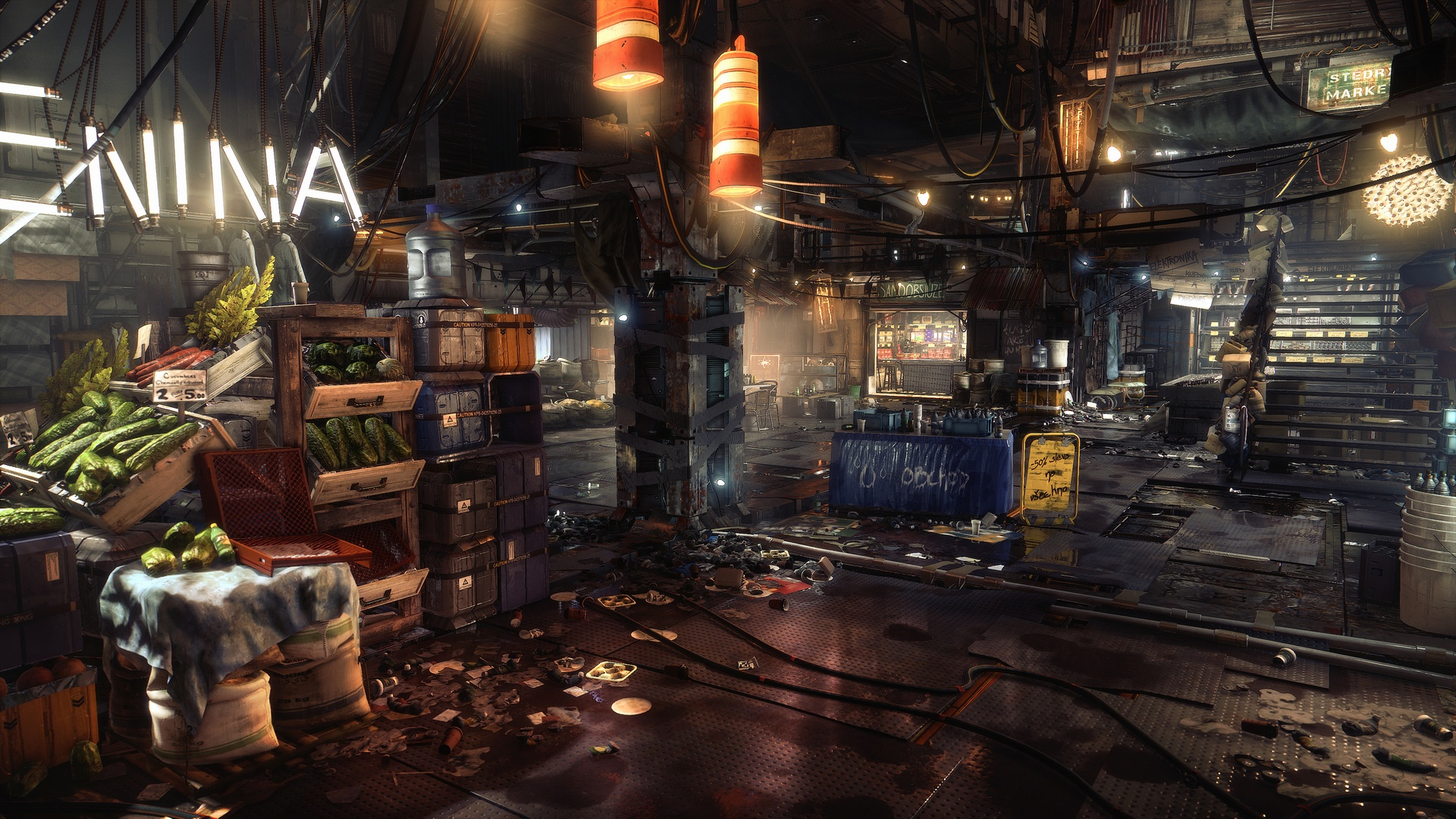 Deus Ex: Mankind Divided v prvním gameplay traileru 110542